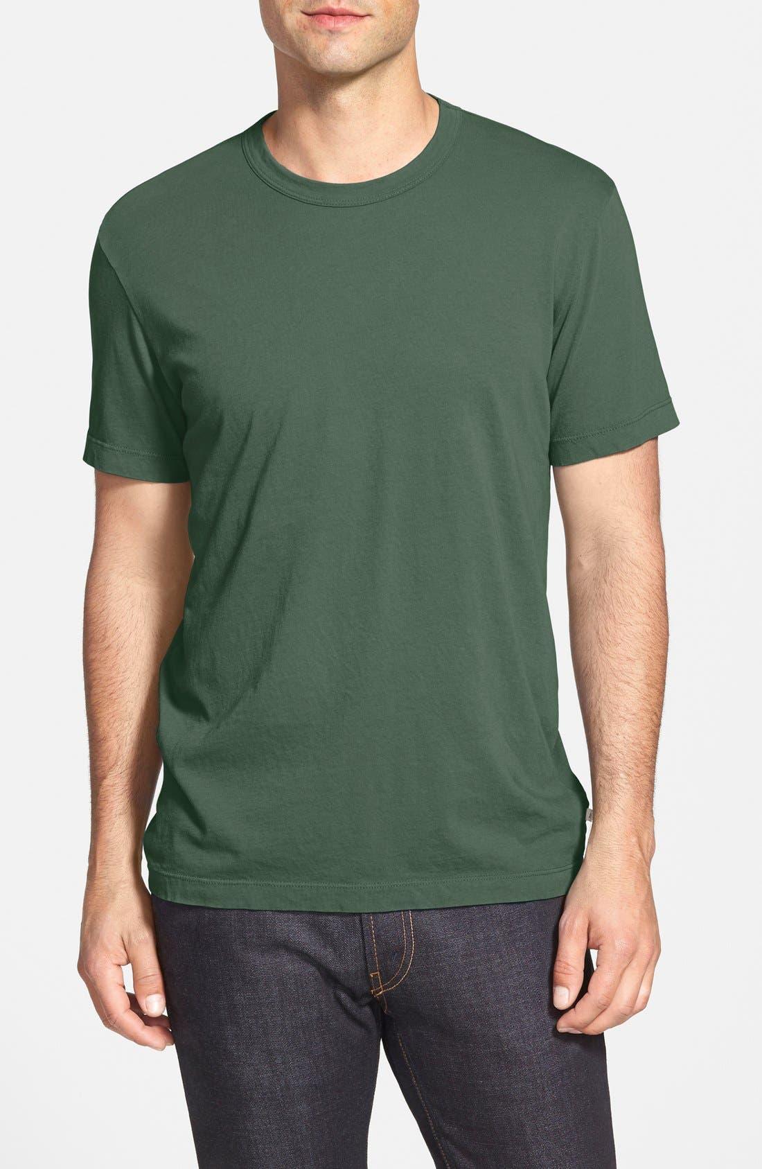Crewneck Jersey T-Shirt,                             Main thumbnail 57, color,