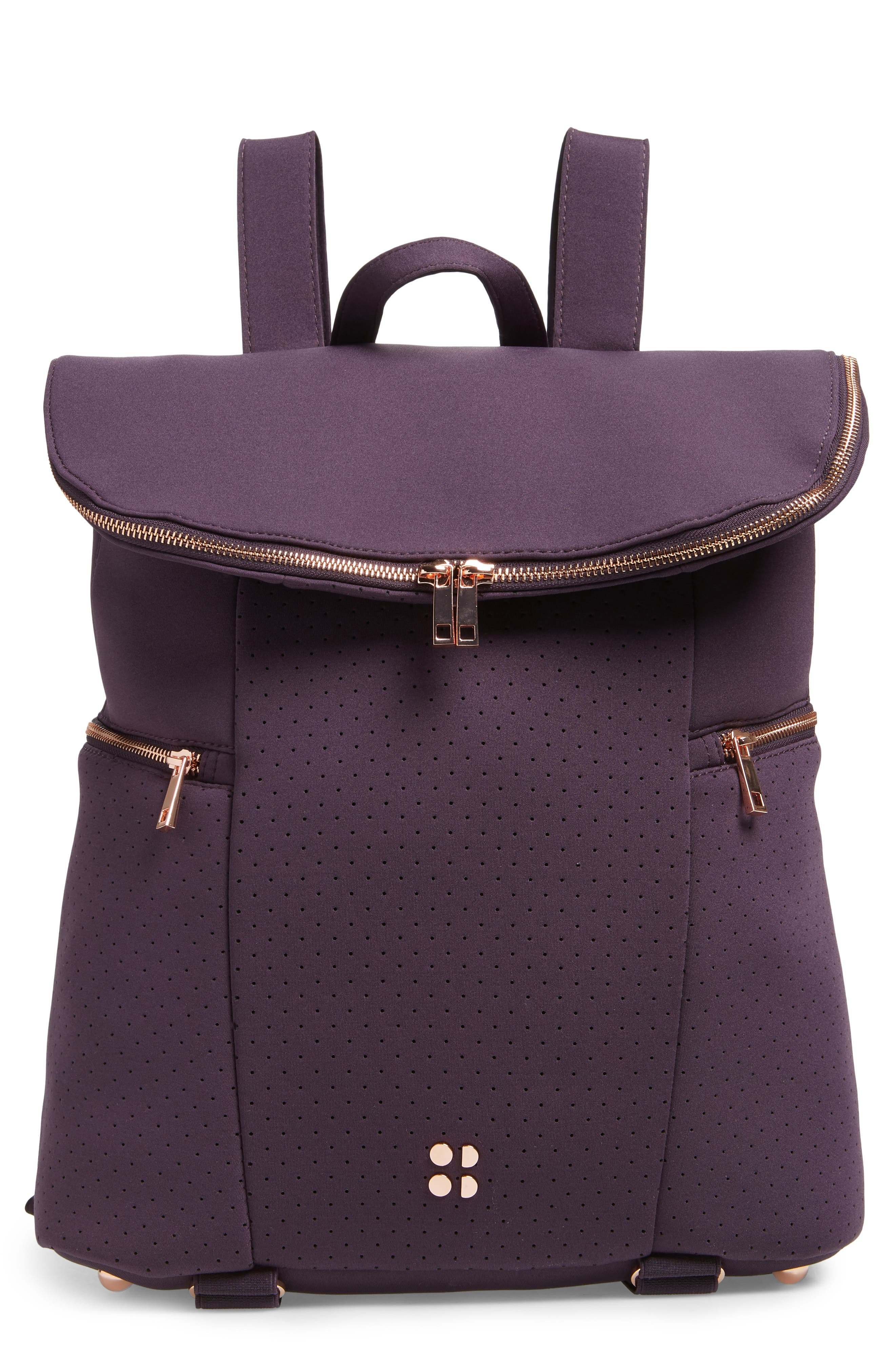 All Sport Backpack,                         Main,                         color, AUBERGINE
