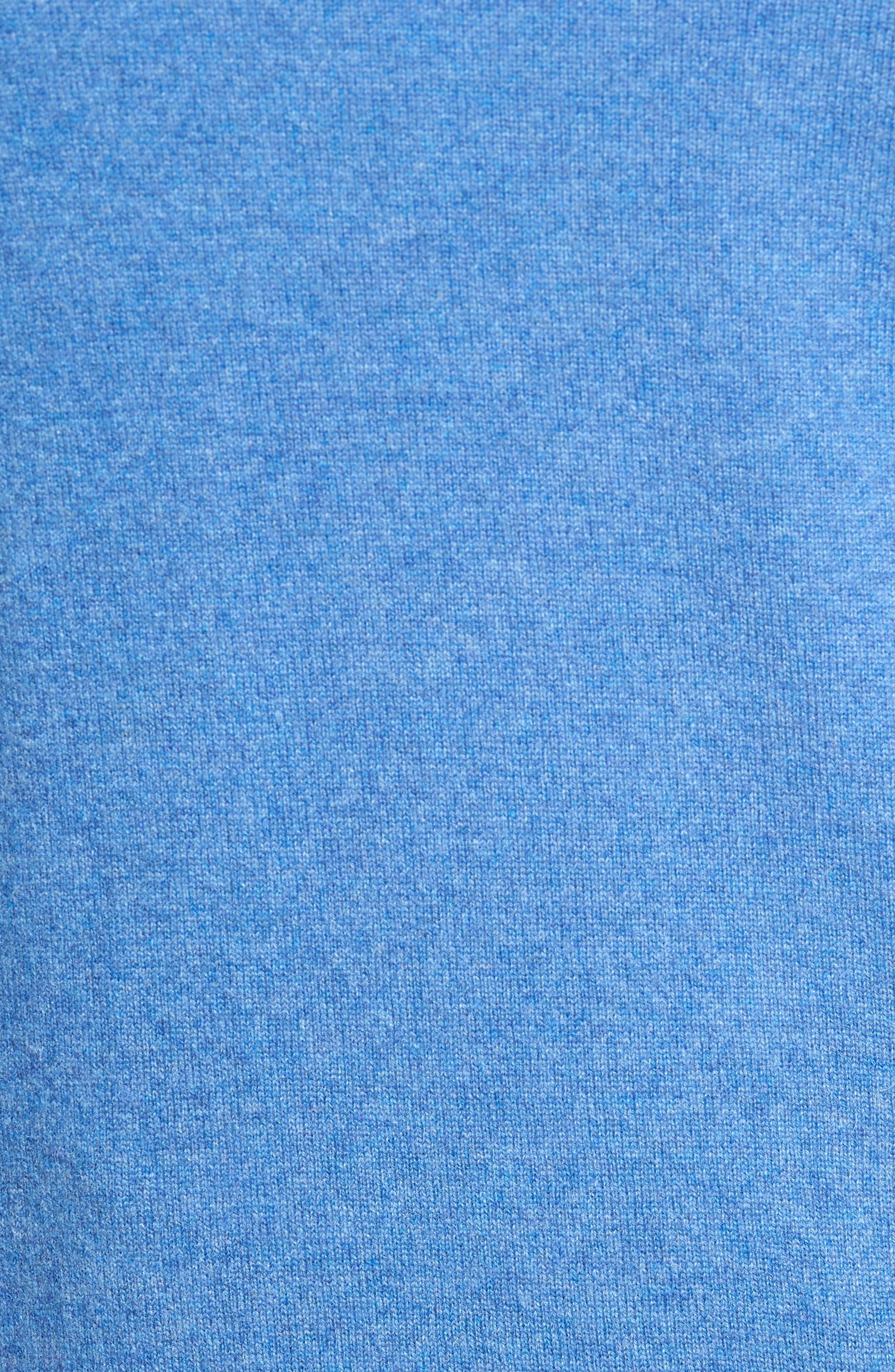 Cashmere V-Neck Sweater,                             Alternate thumbnail 28, color,