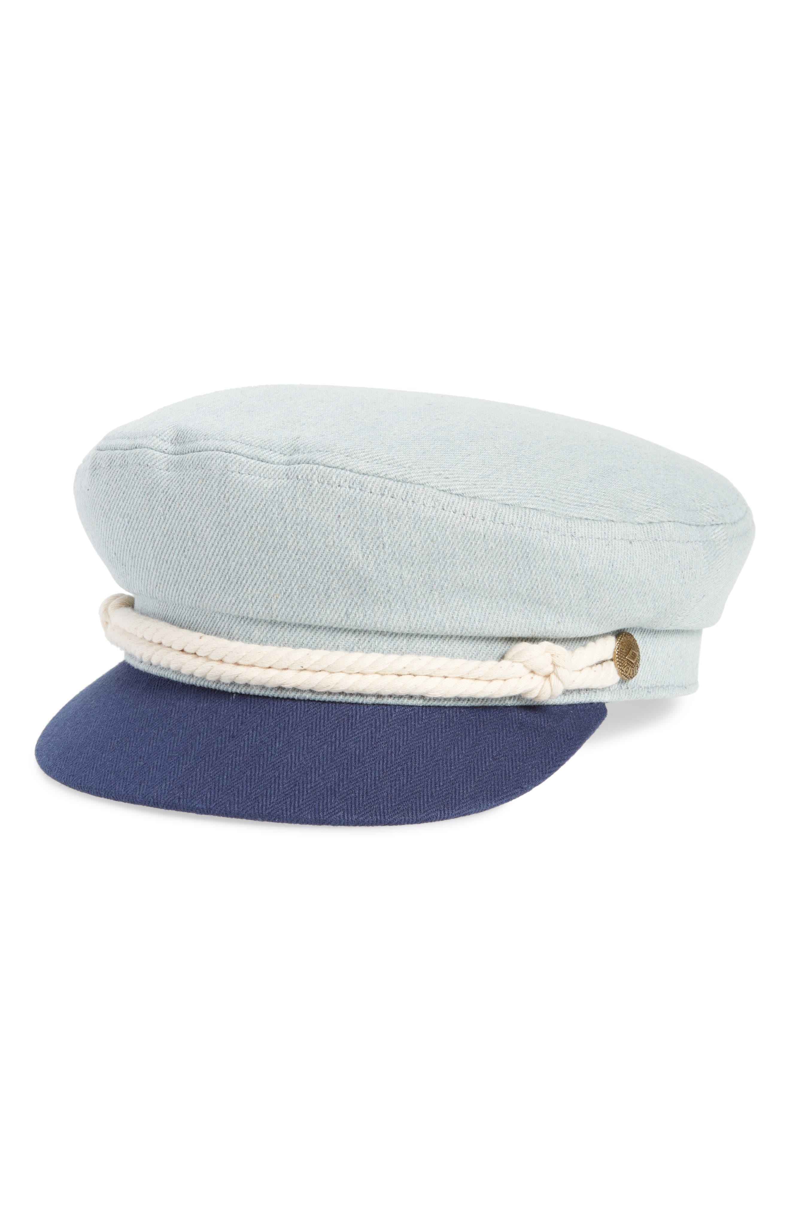 BRIXTON Fiddler Cap, Main, color, 400