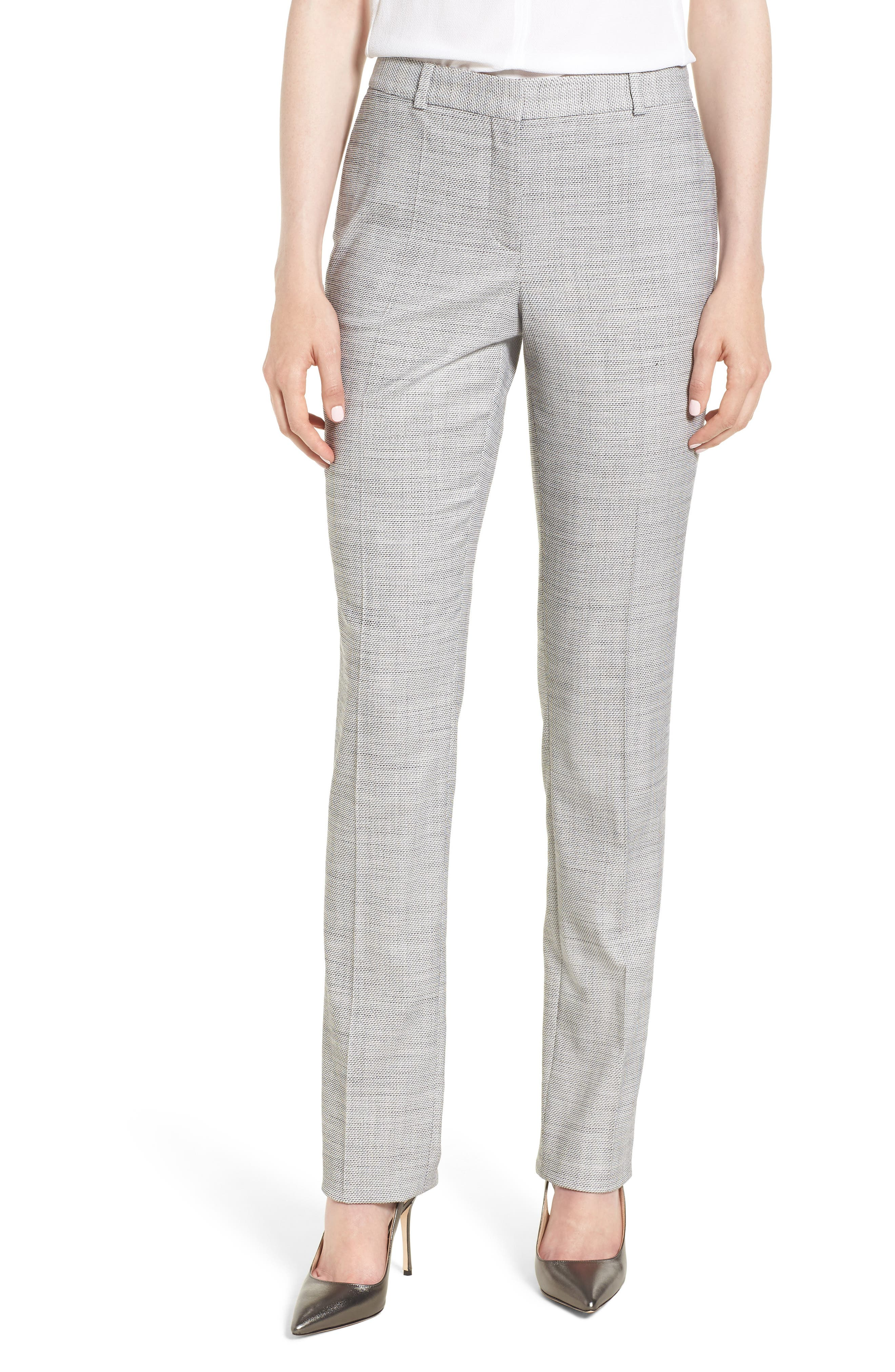 Titana Straight Leg Suit Pants,                         Main,                         color, 165