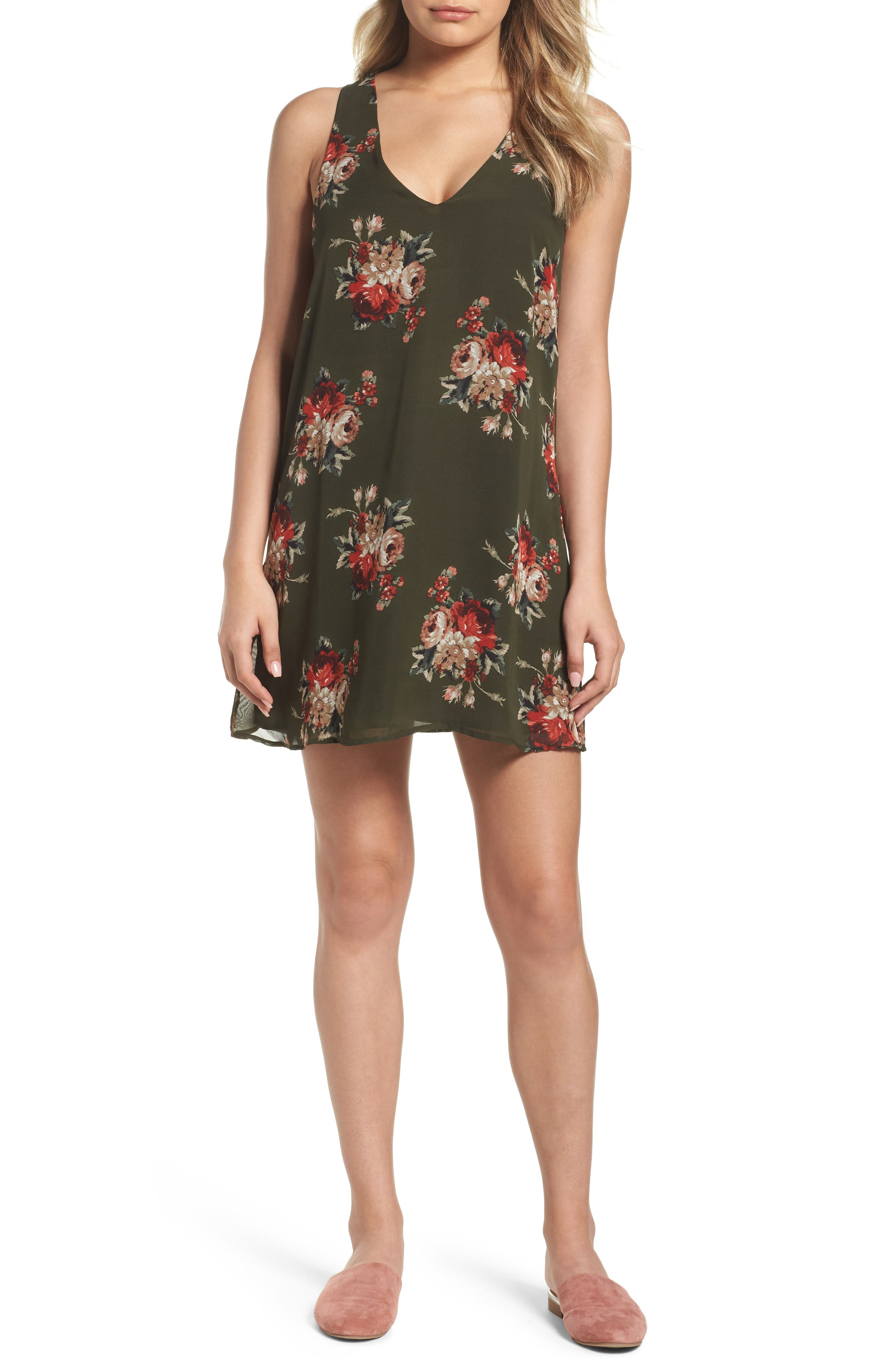 Tank Dress,                         Main,                         color, 308