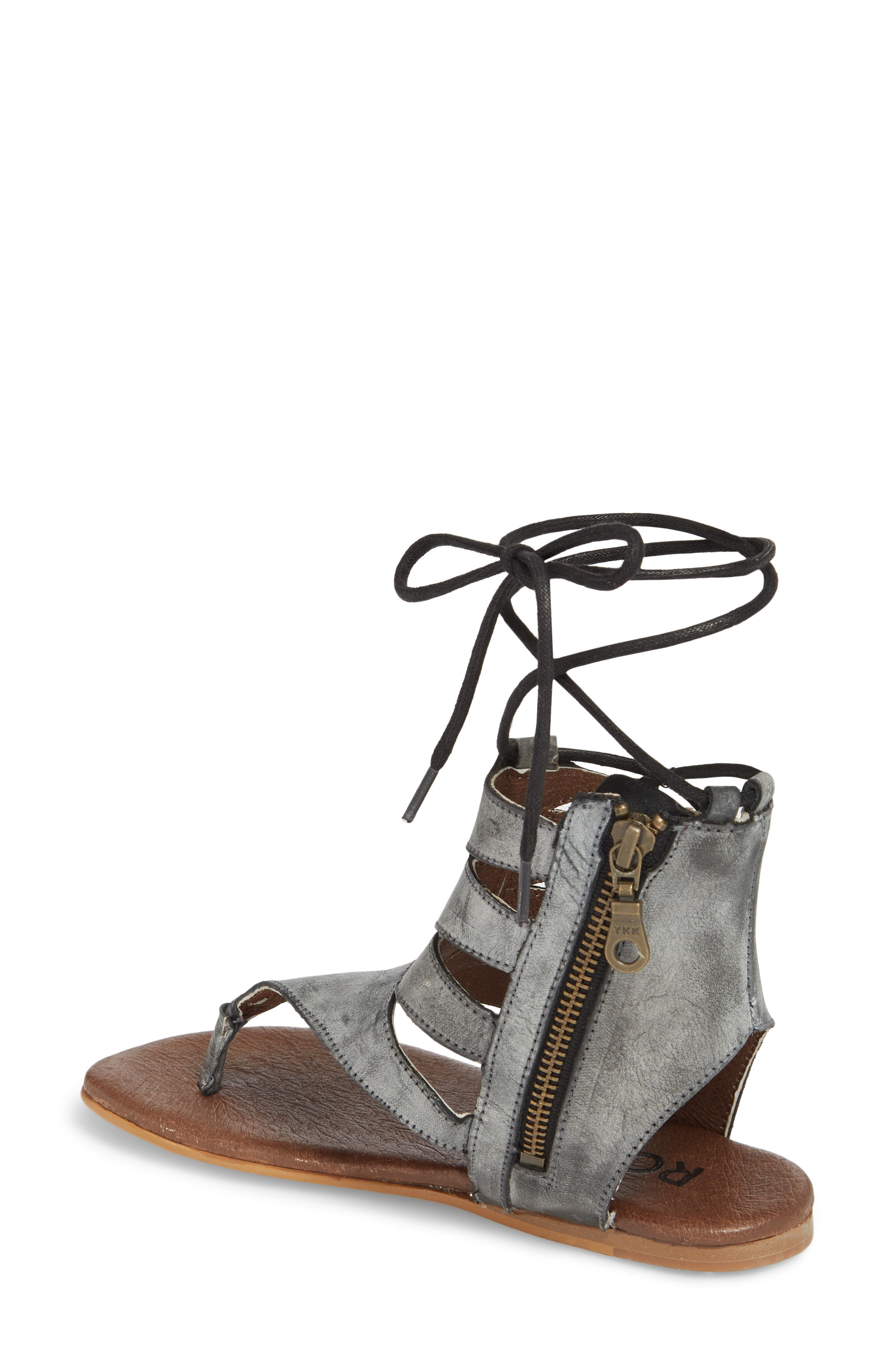 Rosalinda Tall Sandal,                             Alternate thumbnail 2, color,                             001