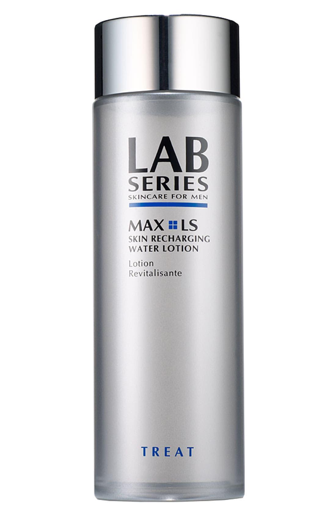MAX LS Skin Recharging Water Lotion,                             Main thumbnail 1, color,                             NO COLOR