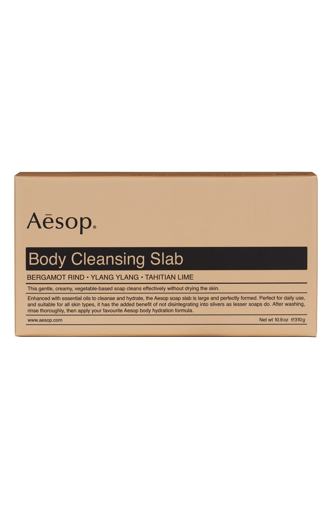 Body Cleansing Slab,                             Main thumbnail 1, color,                             NONE