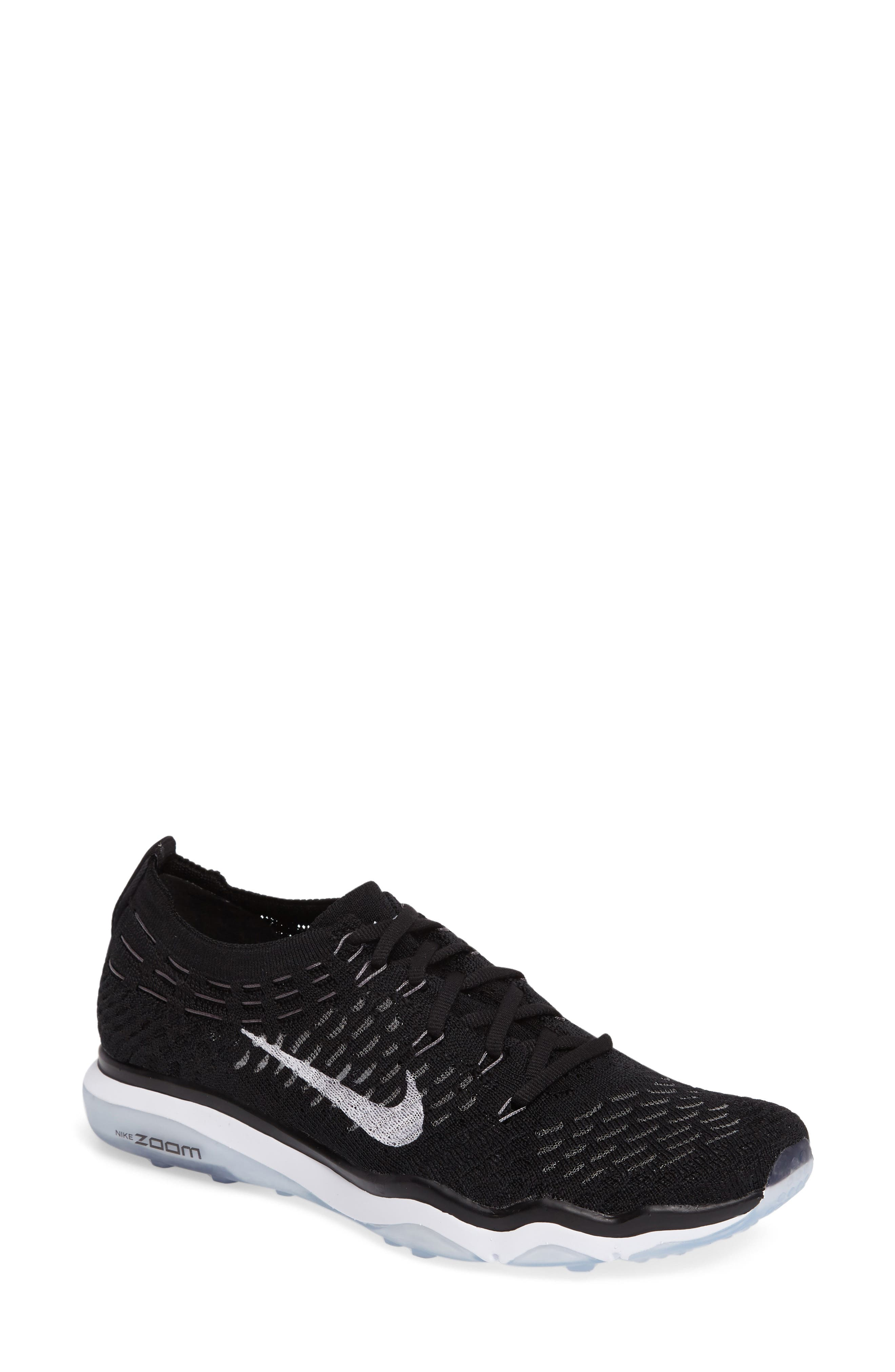Air Zoom Fearless Flyknit Training Shoe,                             Main thumbnail 5, color,