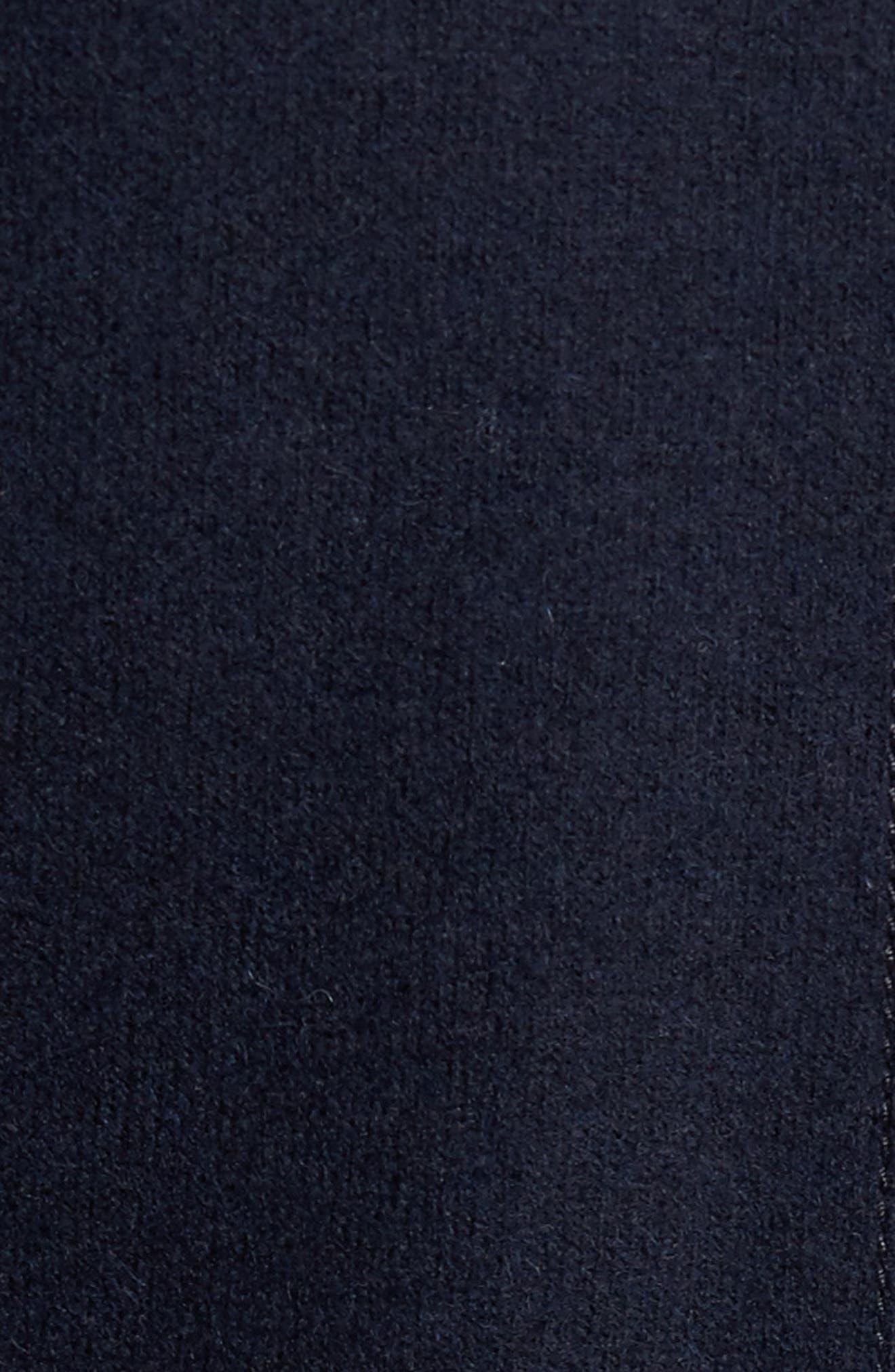 Faux Fur Trim Jacket,                             Alternate thumbnail 6, color,                             410