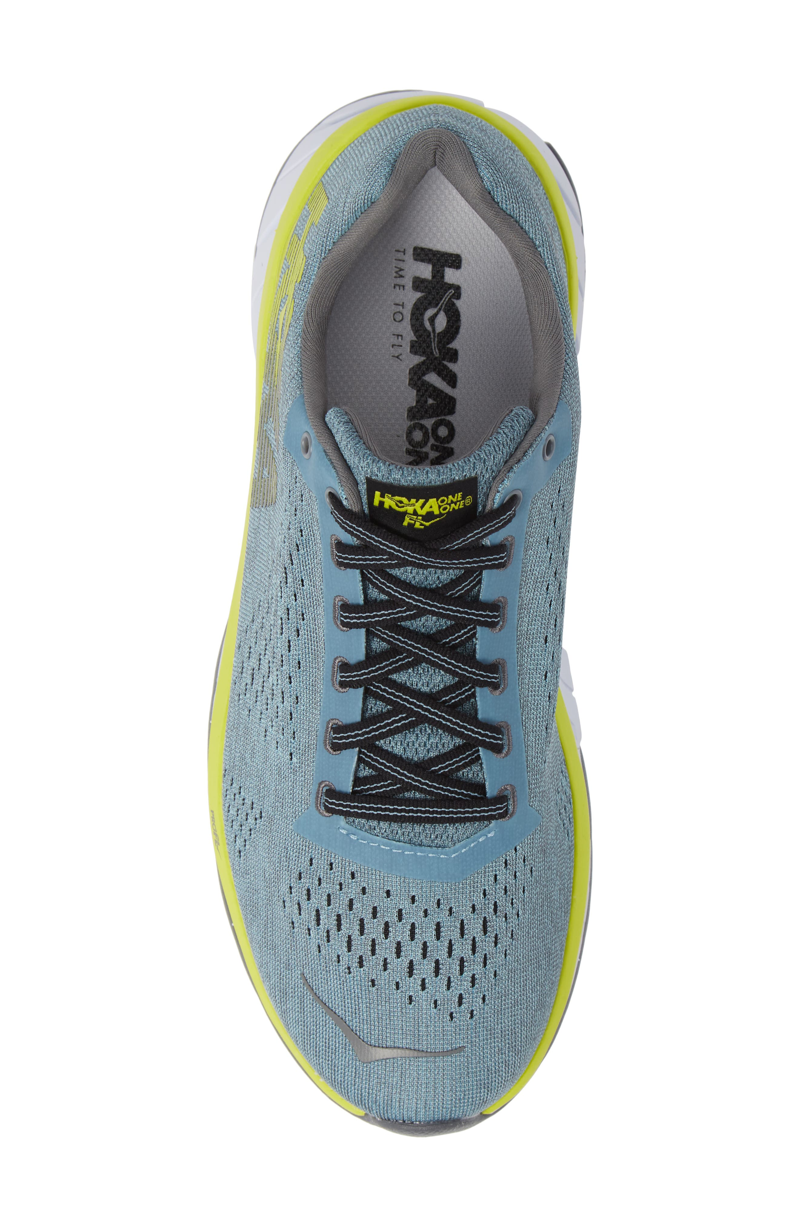 Cavu Running Shoe,                             Alternate thumbnail 5, color,                             SKY BLUE/ NEUTRAL GREY