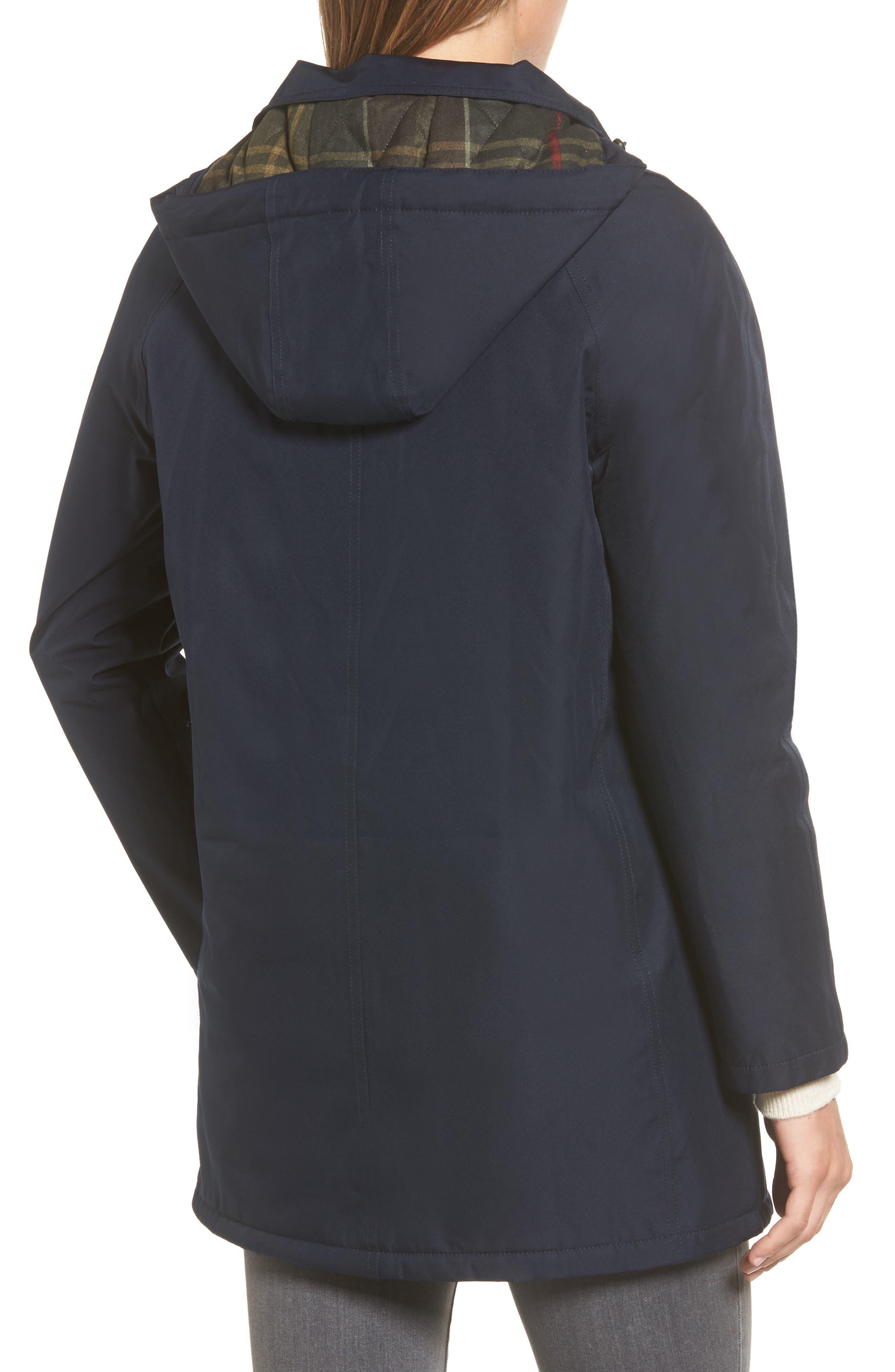 Whirl Waterproof Hooded Jacket,                             Alternate thumbnail 2, color,                             410