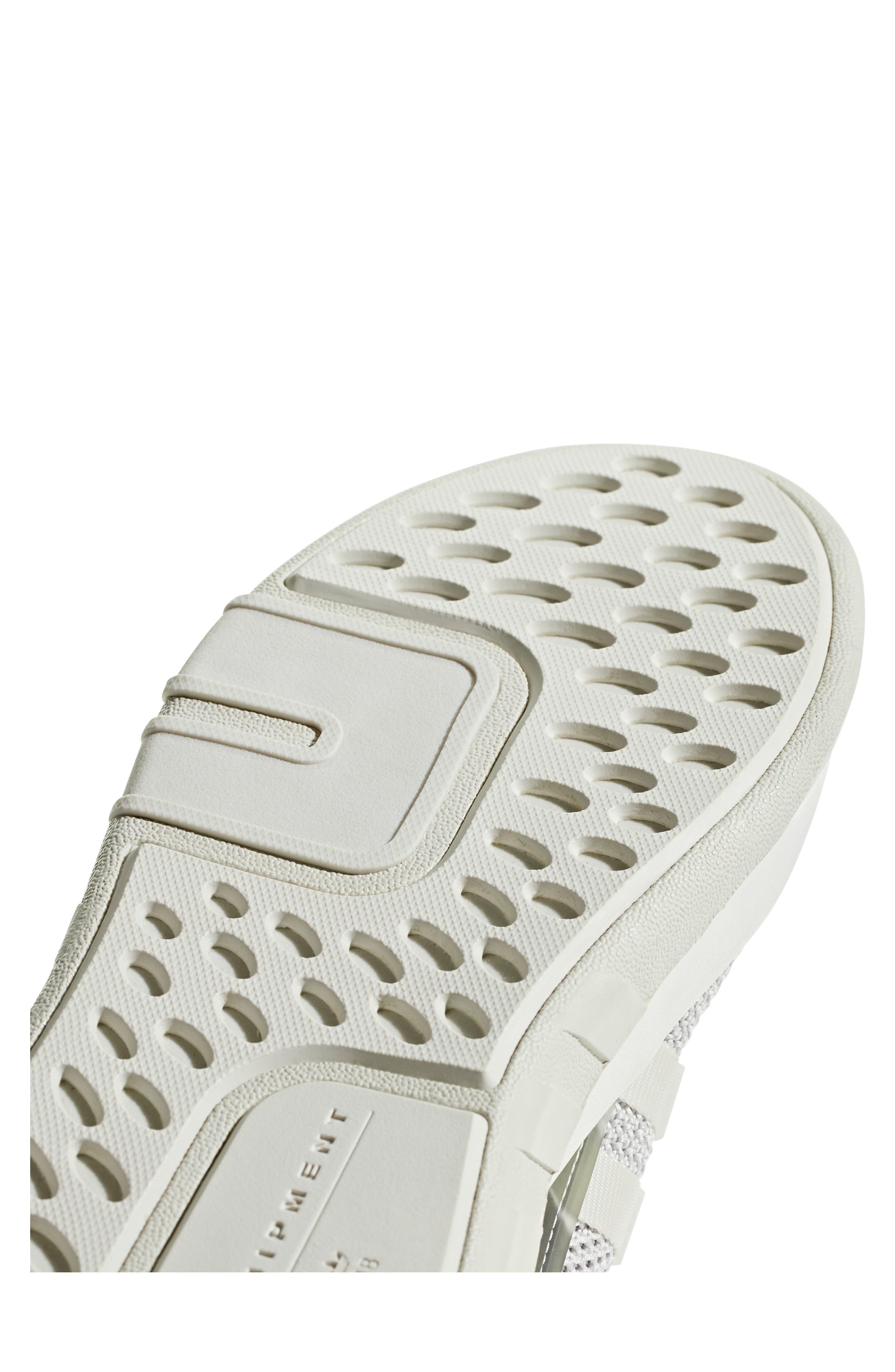 EQT Basketball ADV Sneaker,                             Alternate thumbnail 7, color,                             GREY/ CHALK WHITE
