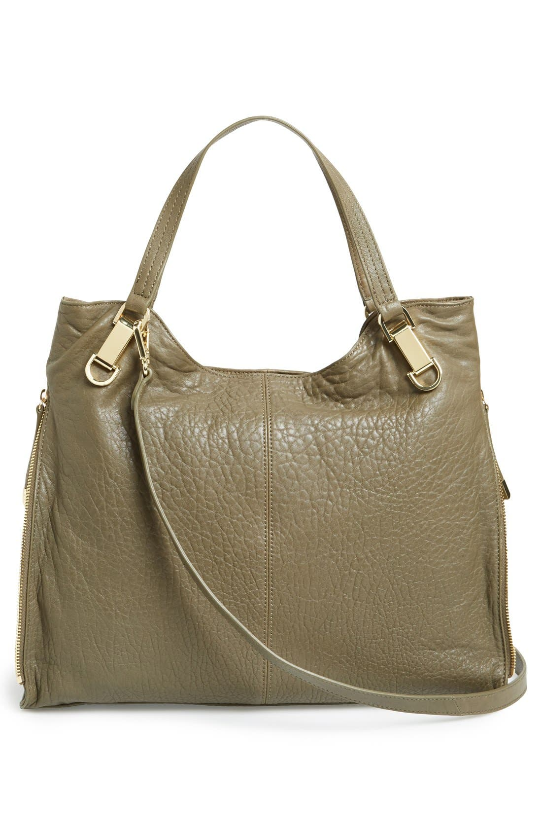 'Riley' Leather Tote,                             Alternate thumbnail 48, color,