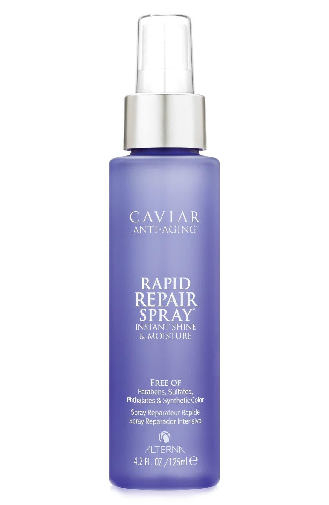 Caviar Anti-Aging Rapid Repair Spray,                             Main thumbnail 1, color,                             000
