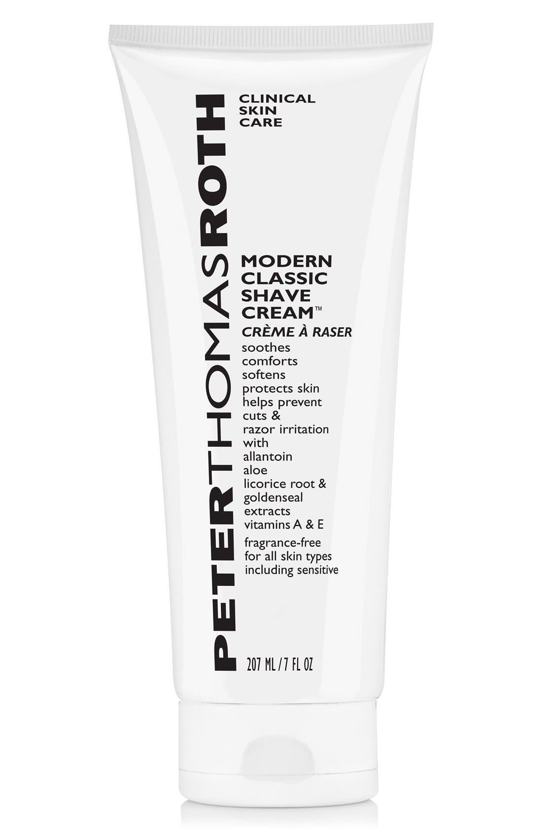 Modern Classic Shave Cream, Main, color, 000