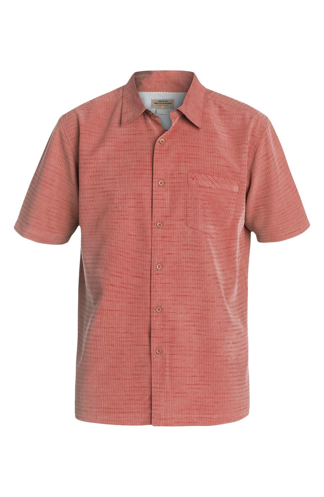 'Centinela 4' Short Sleeve Sport Shirt,                             Main thumbnail 19, color,