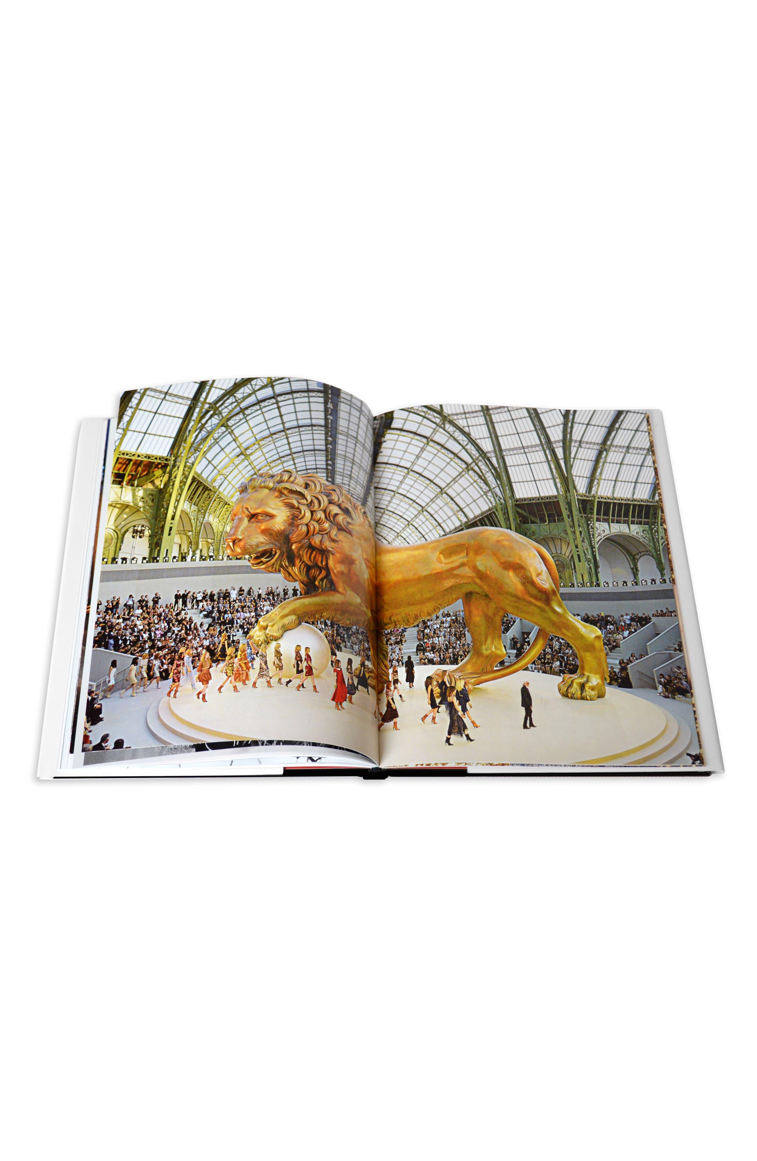 'Chanel' Three-Book Set,                             Alternate thumbnail 4, color,                             100