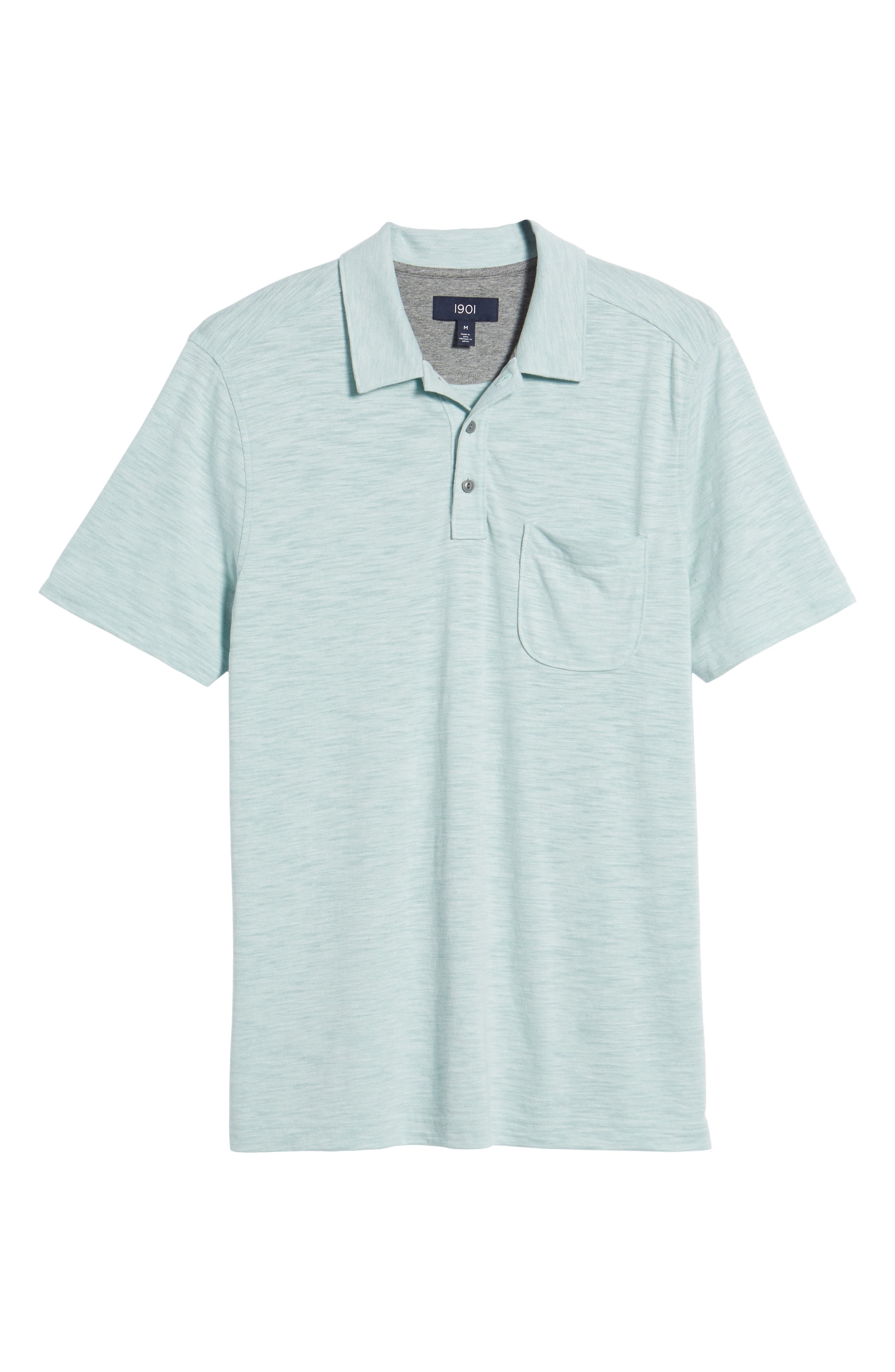 Space Dyed Pocket Polo,                             Alternate thumbnail 40, color,