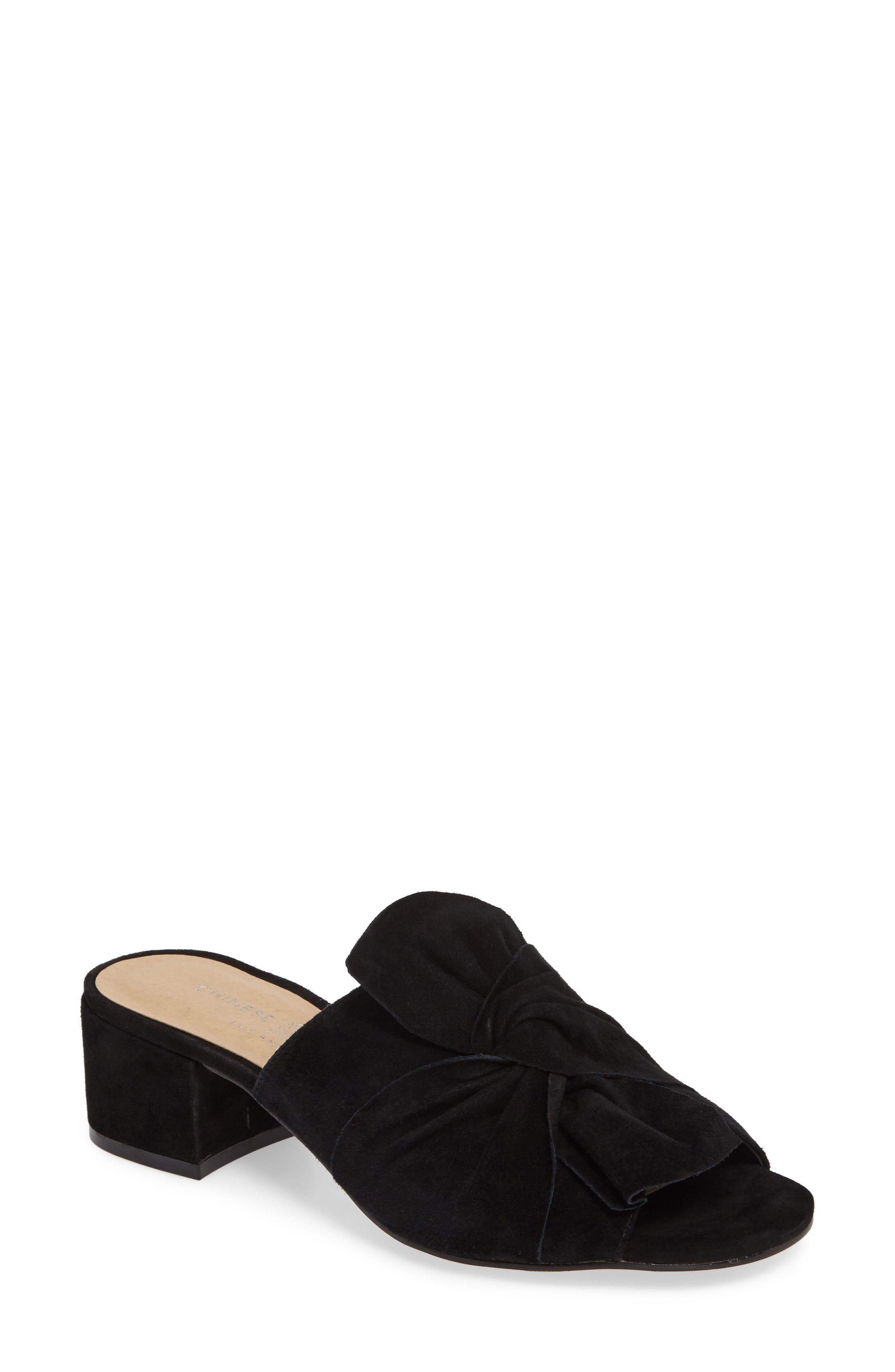 Marlowe Slide Sandal,                         Main,                         color, 001