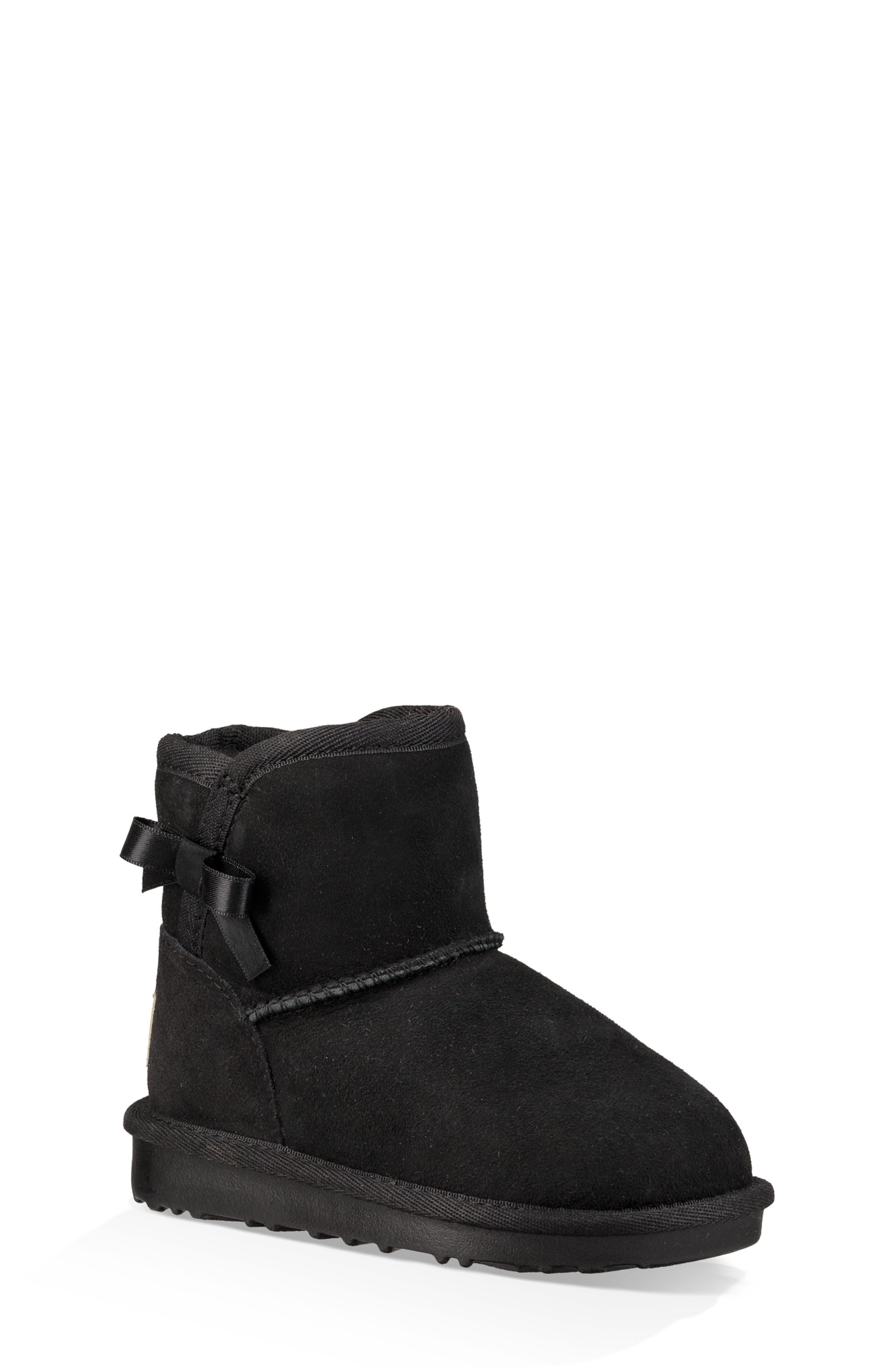 Idris Genuine Shearling Boot, Main, color, 001