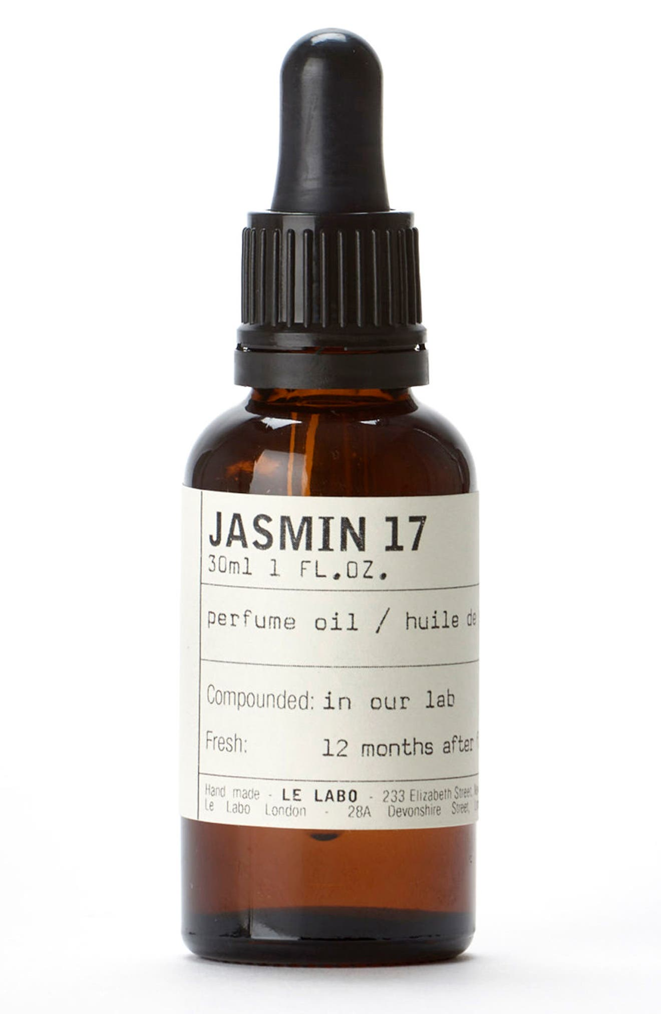 'Jasmin 17' Perfume Oil,                             Alternate thumbnail 2, color,                             NO COLOR