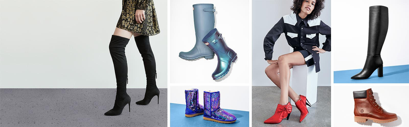 The best boots of the season.