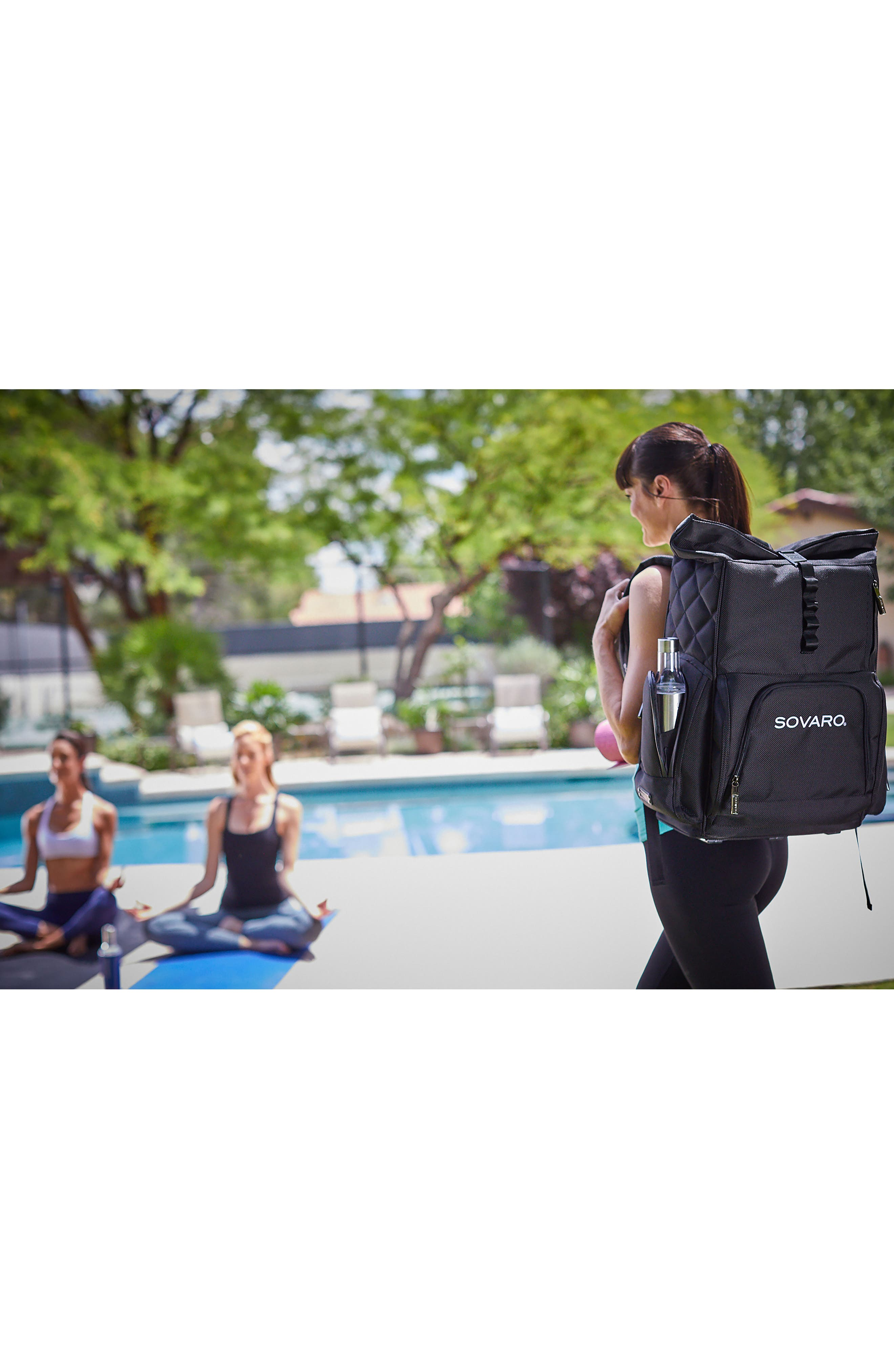 Backpack Cooler,                             Alternate thumbnail 4, color,                             001