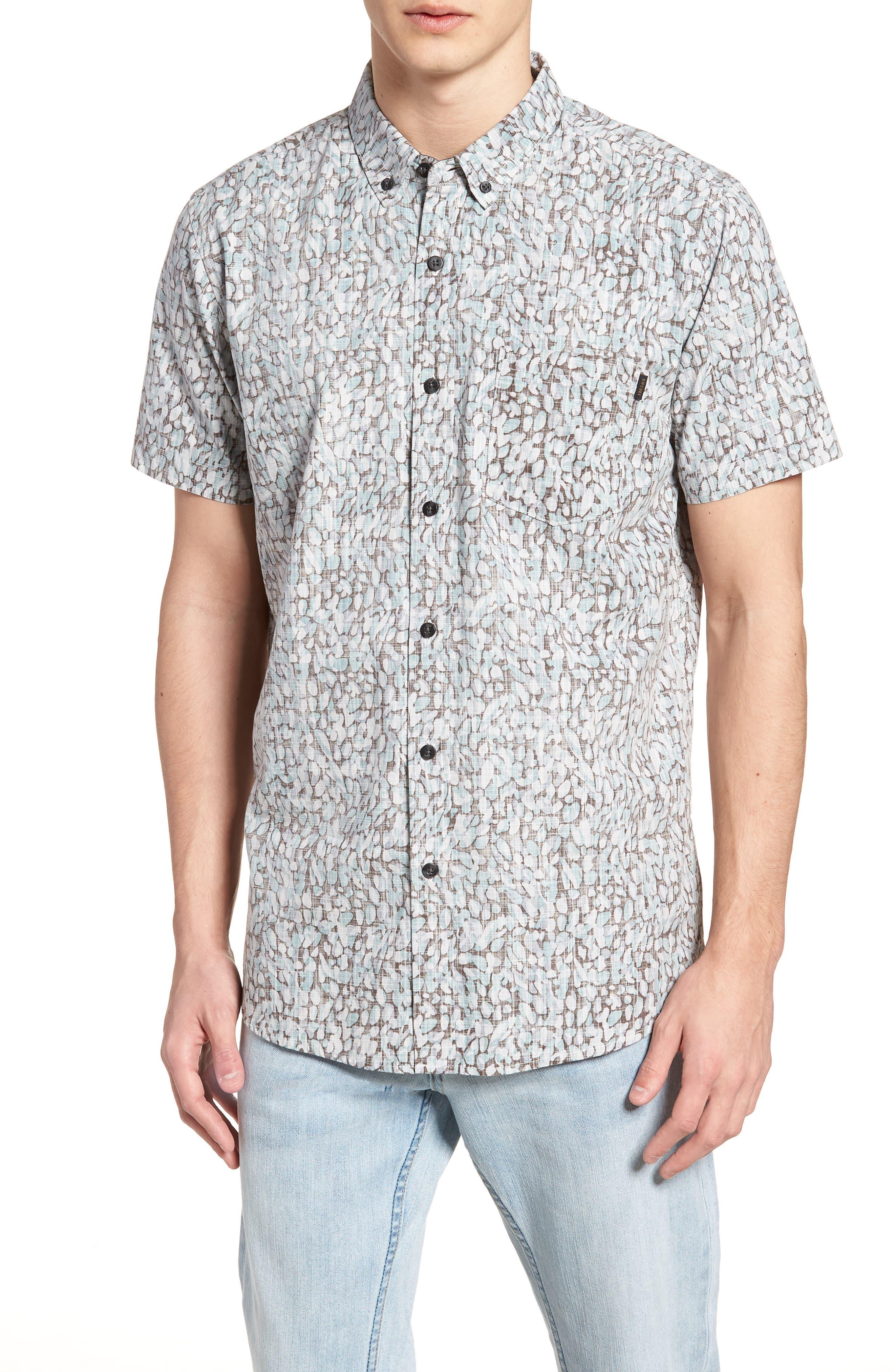Scopic Woven Shirt,                             Main thumbnail 2, color,