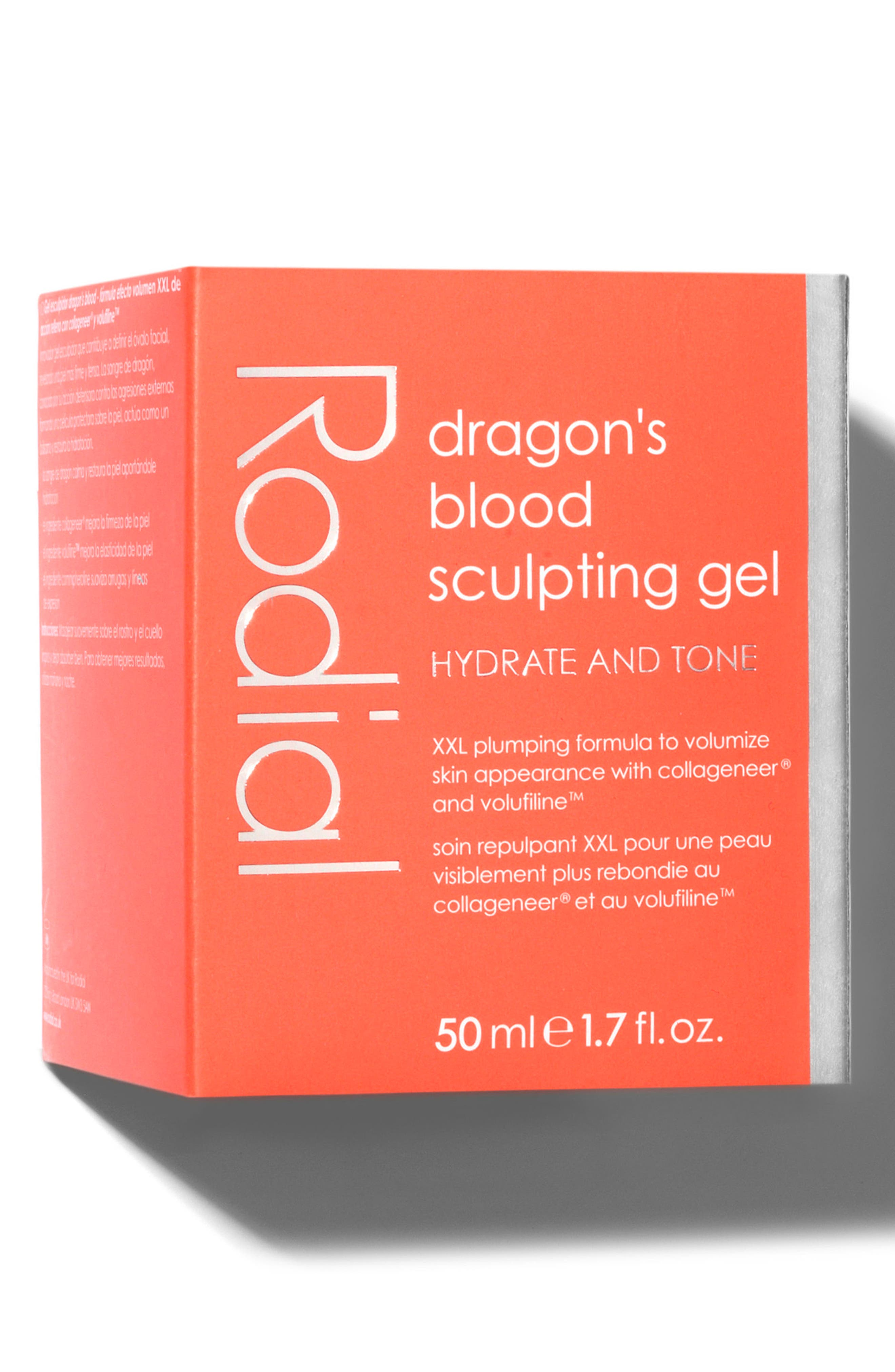 'Dragon's Blood' Sculpting Gel,                             Alternate thumbnail 5, color,                             000