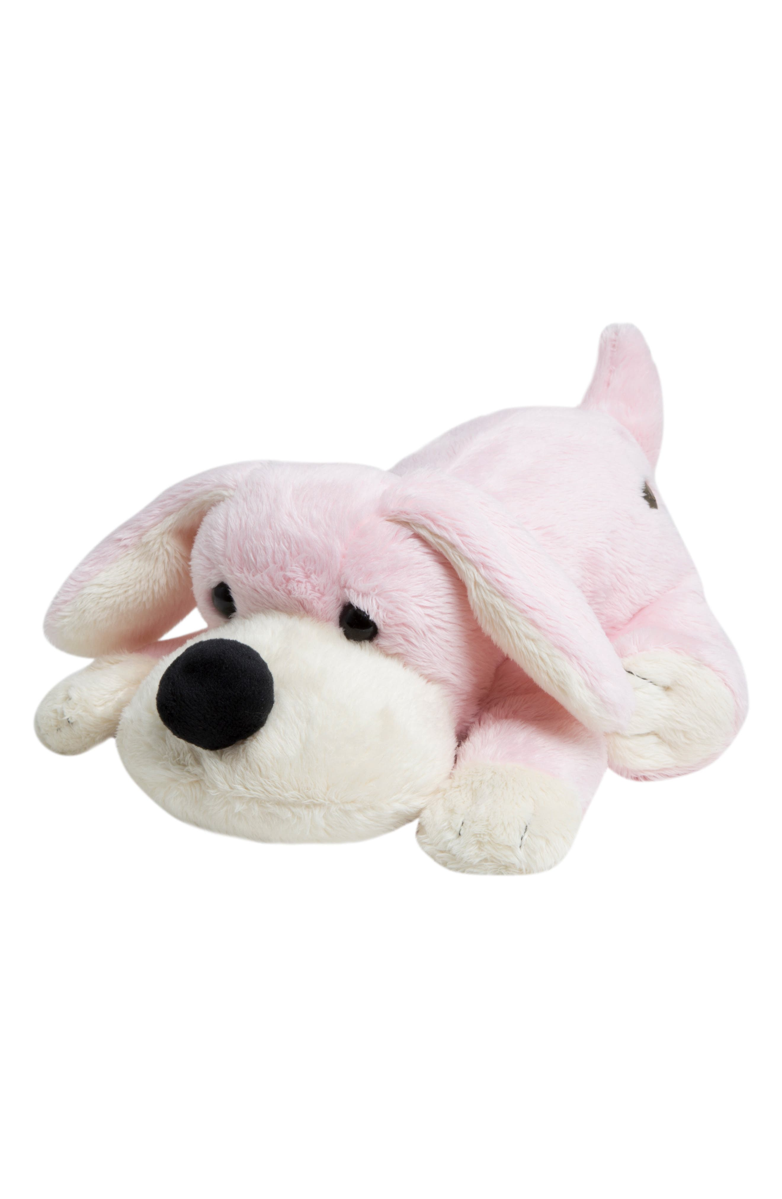 Penelope the Pup Plush Dog,                             Main thumbnail 1, color,                             PINK
