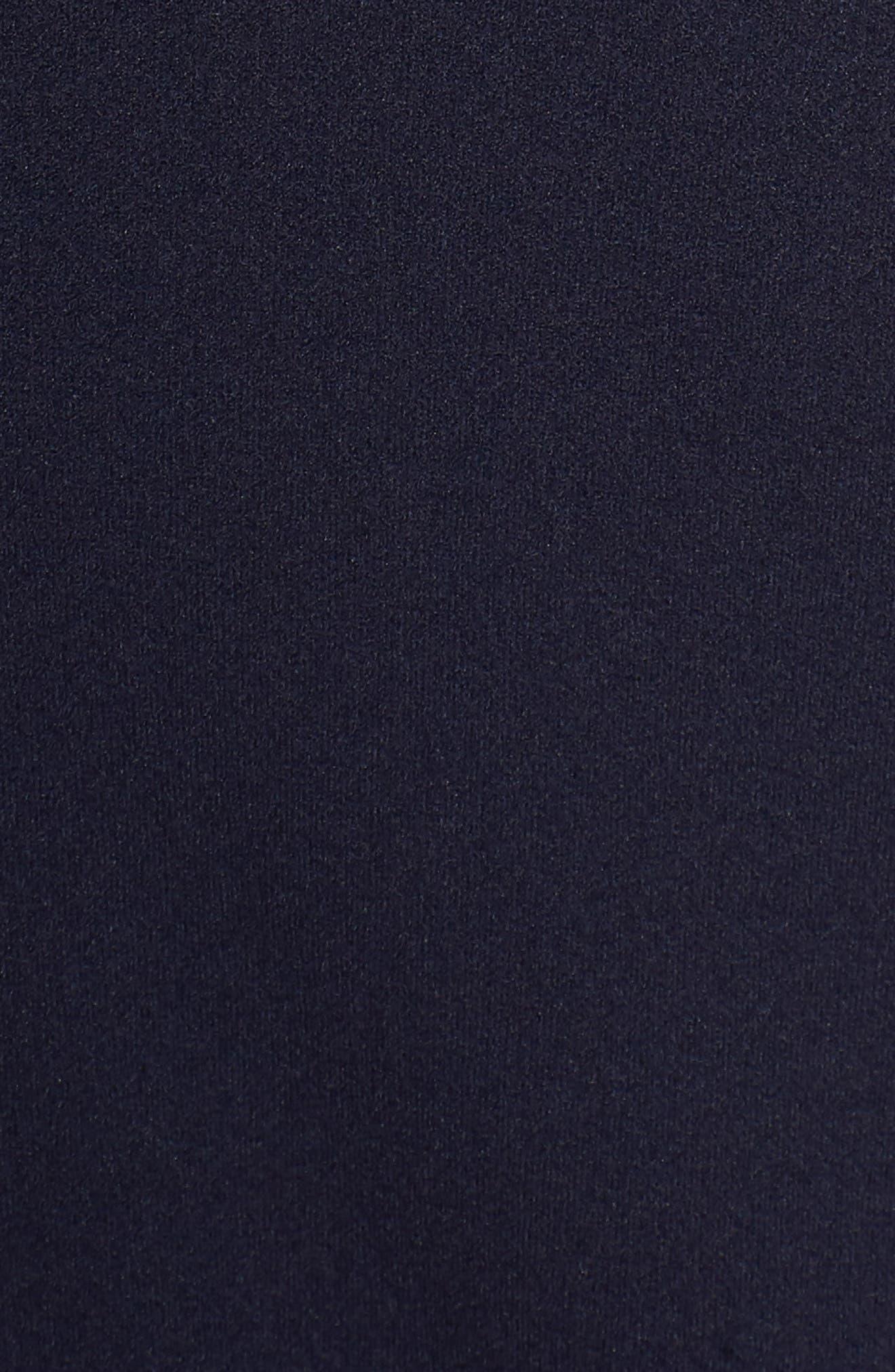 Lace-Up Skater Dress,                             Alternate thumbnail 6, color,                             407