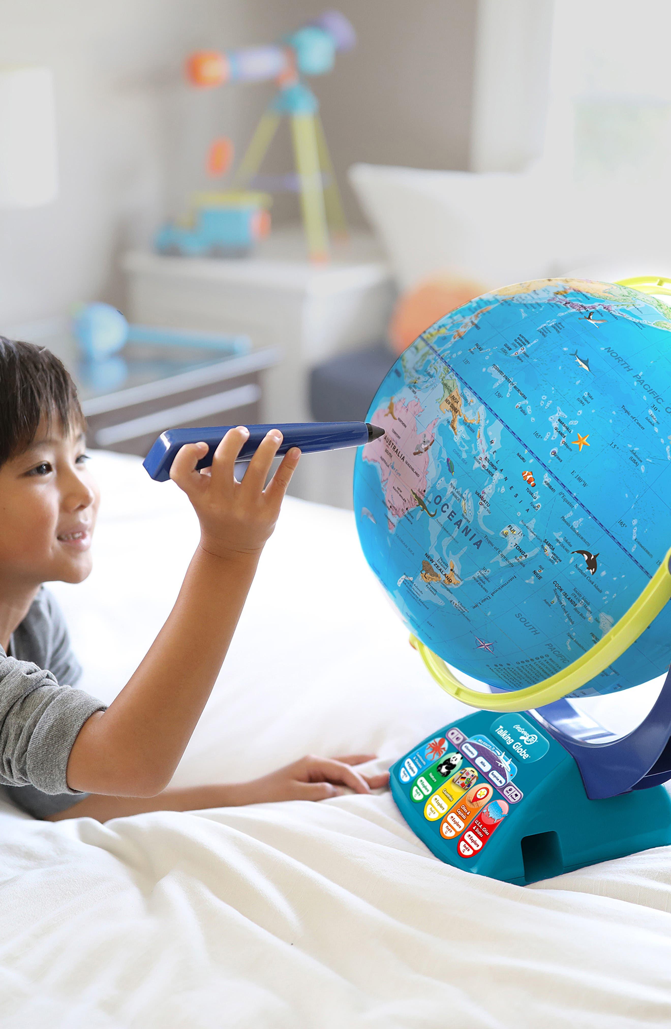 Geosafari<sup>®</sup> Jr. Talking Globe<sup>™</sup>,                             Alternate thumbnail 3, color,                             960