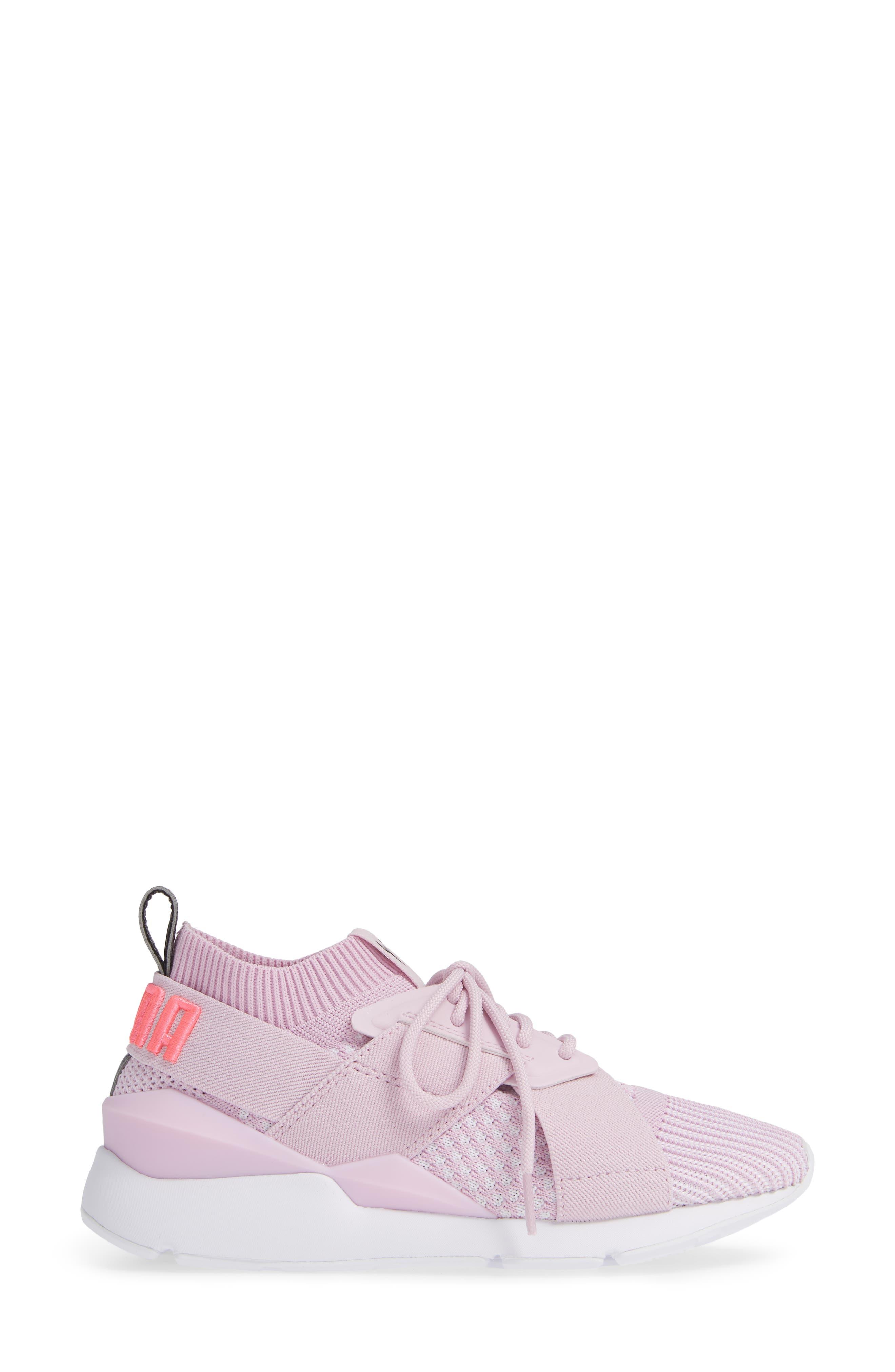 Muse EvoKNIT Sneaker,                             Alternate thumbnail 3, color,                             500