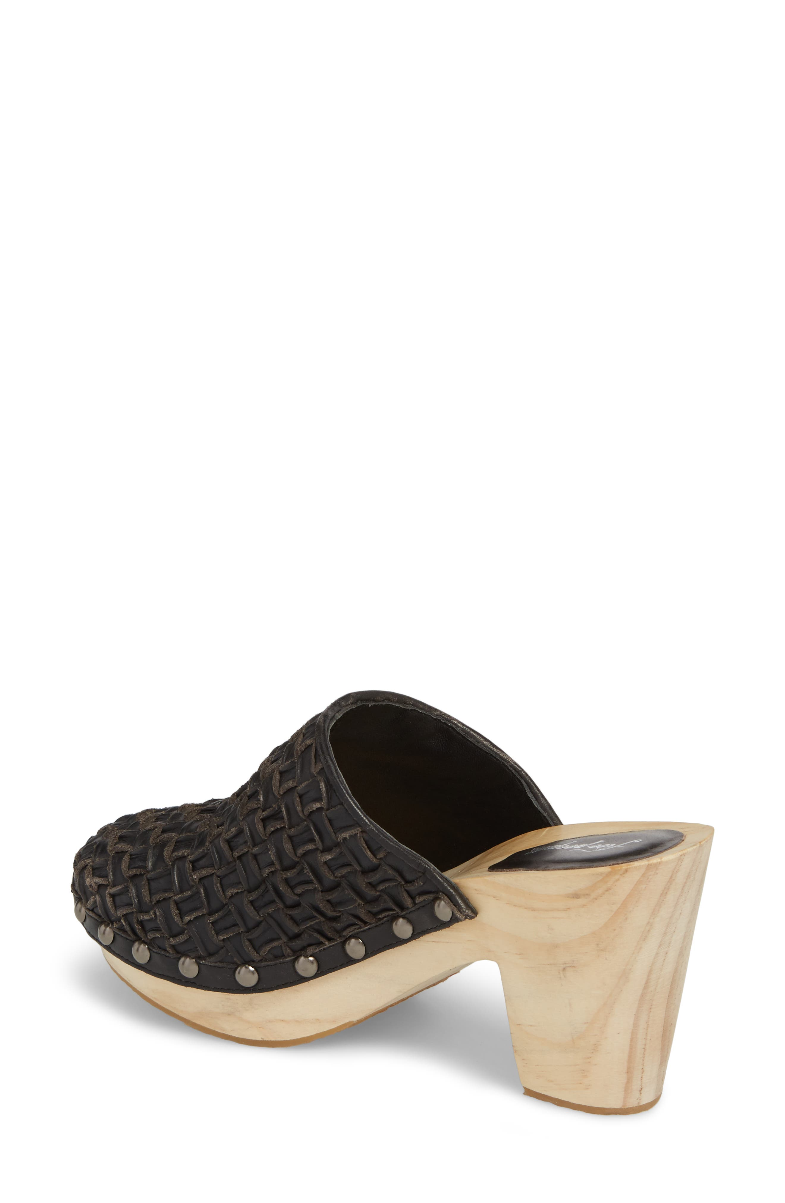 FREE PEOPLE,                             Adelaide Clog,                             Alternate thumbnail 2, color,                             001