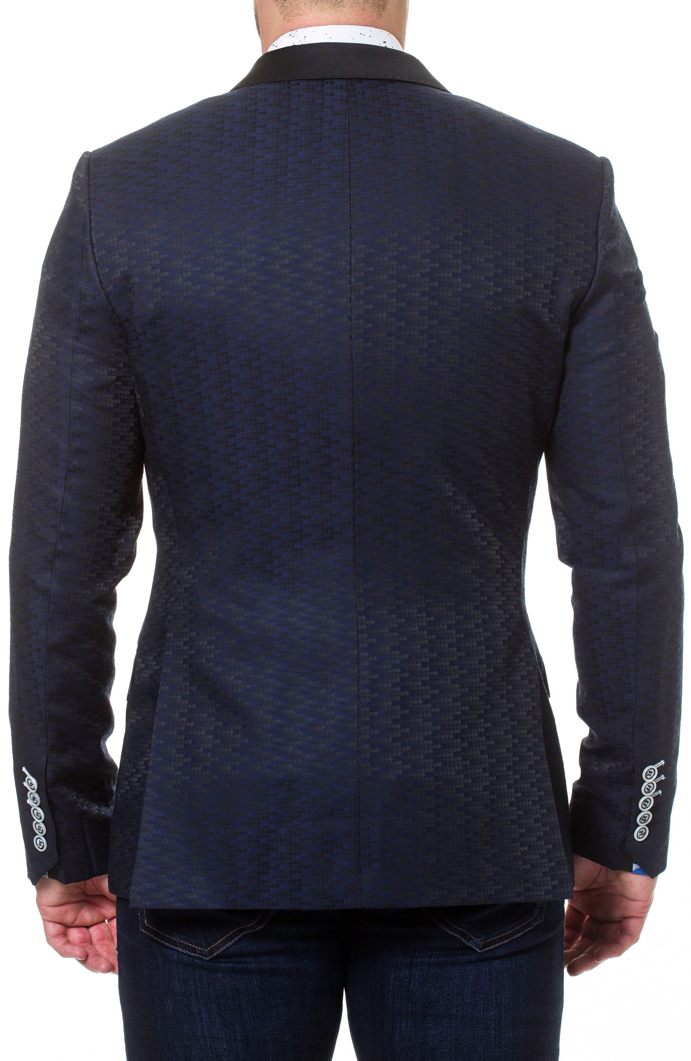 Socrate Evo Newton Textured Sport Coat,                             Alternate thumbnail 2, color,                             420