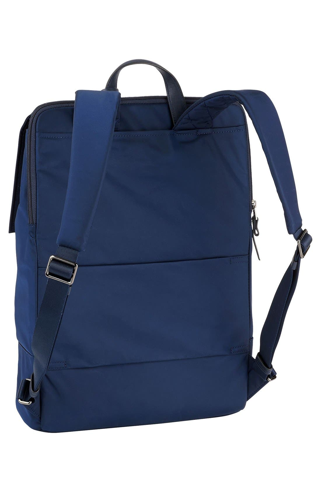 'Voyageur - Sacha' Flap Backpack,                             Alternate thumbnail 8, color,