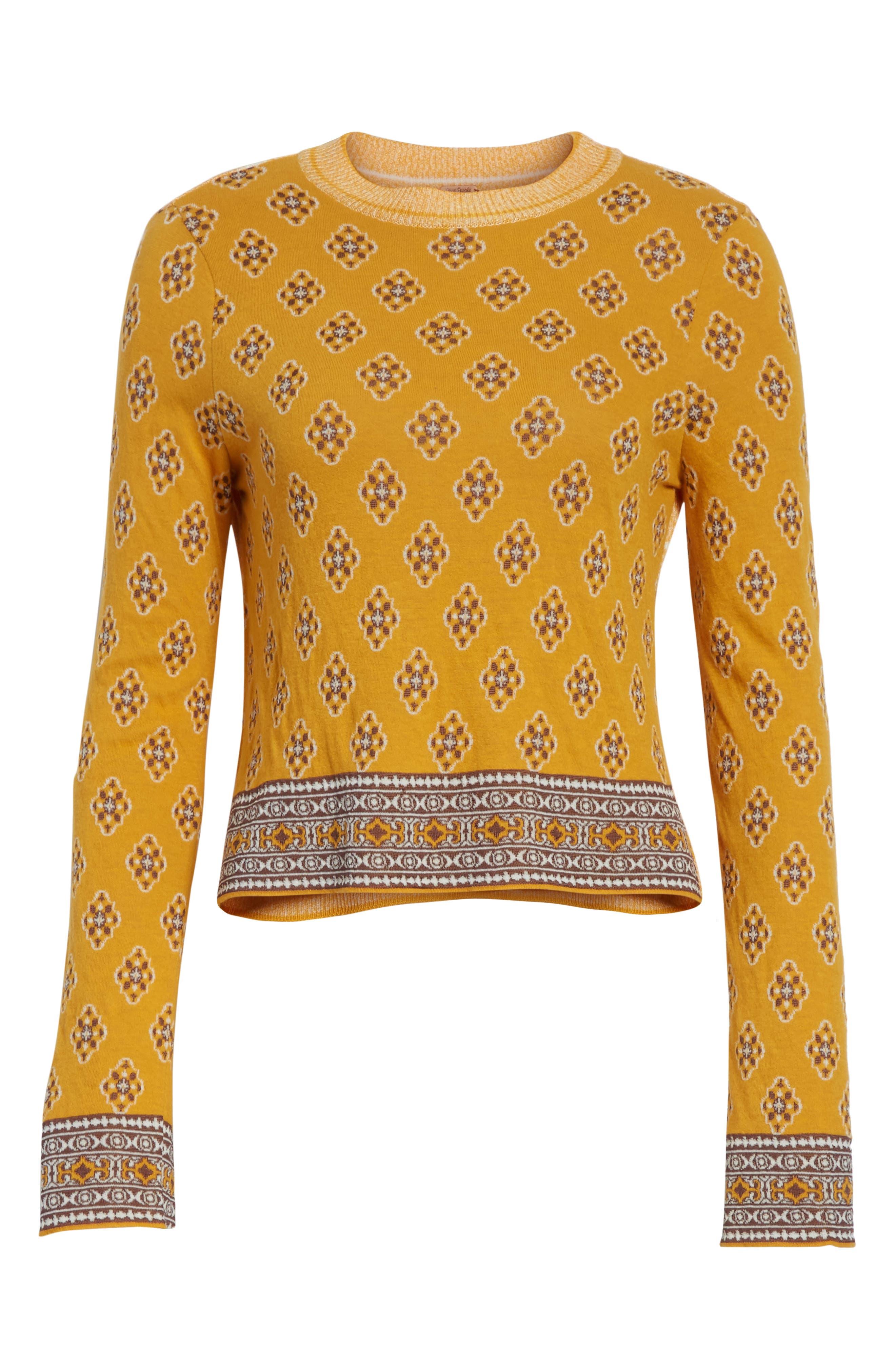 New Age Crewneck Sweater,                             Alternate thumbnail 17, color,