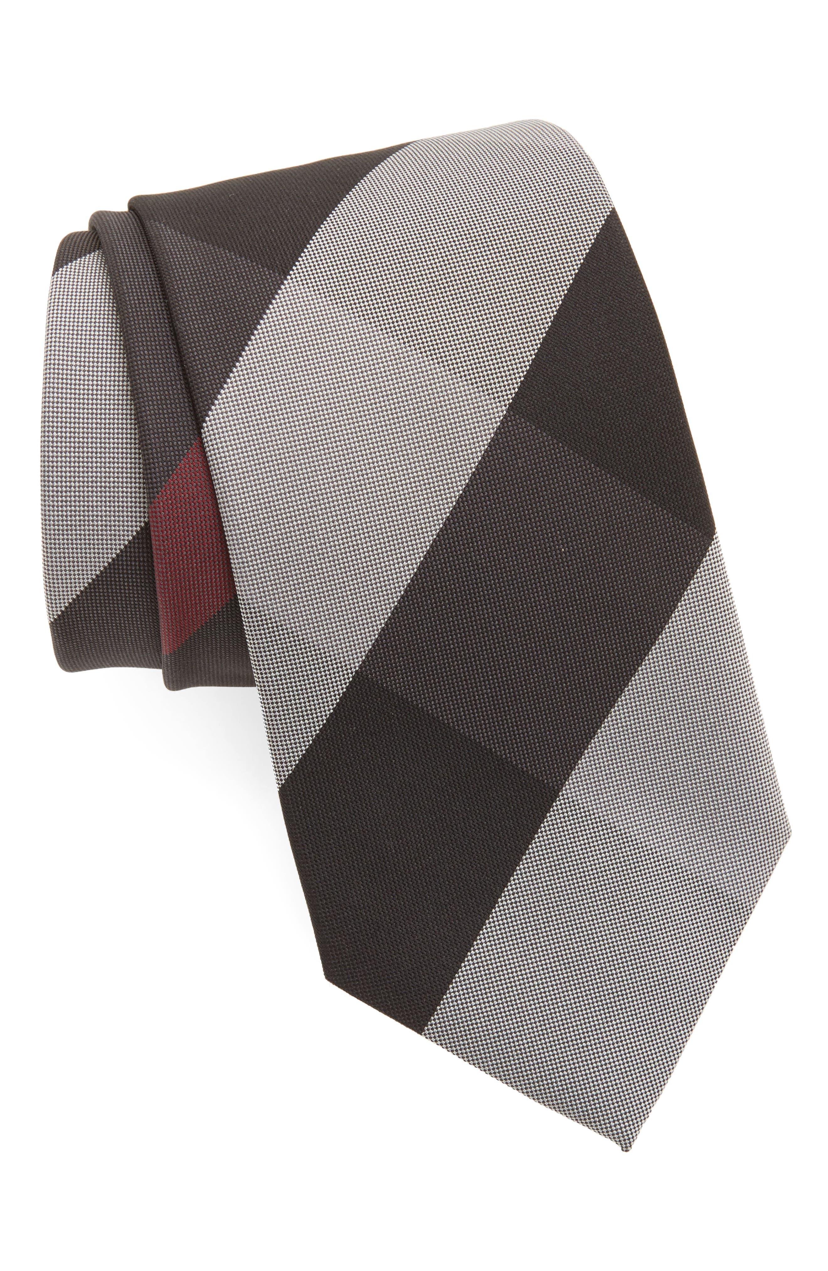 Clinton Silk Tie,                         Main,                         color, 026