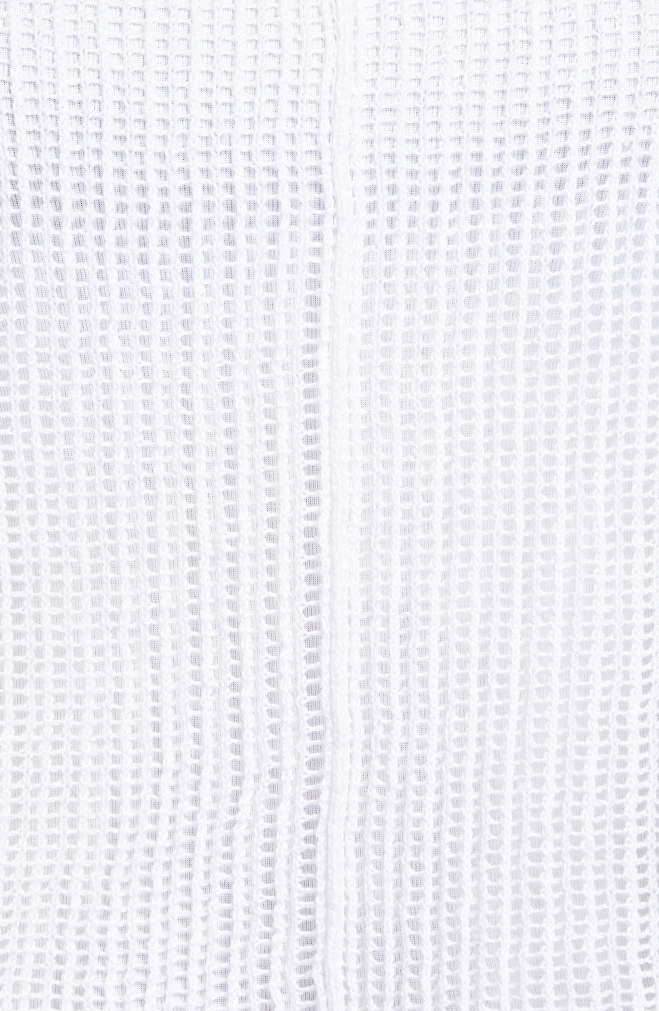 Organic Linen Crop Sweater,                             Alternate thumbnail 22, color,