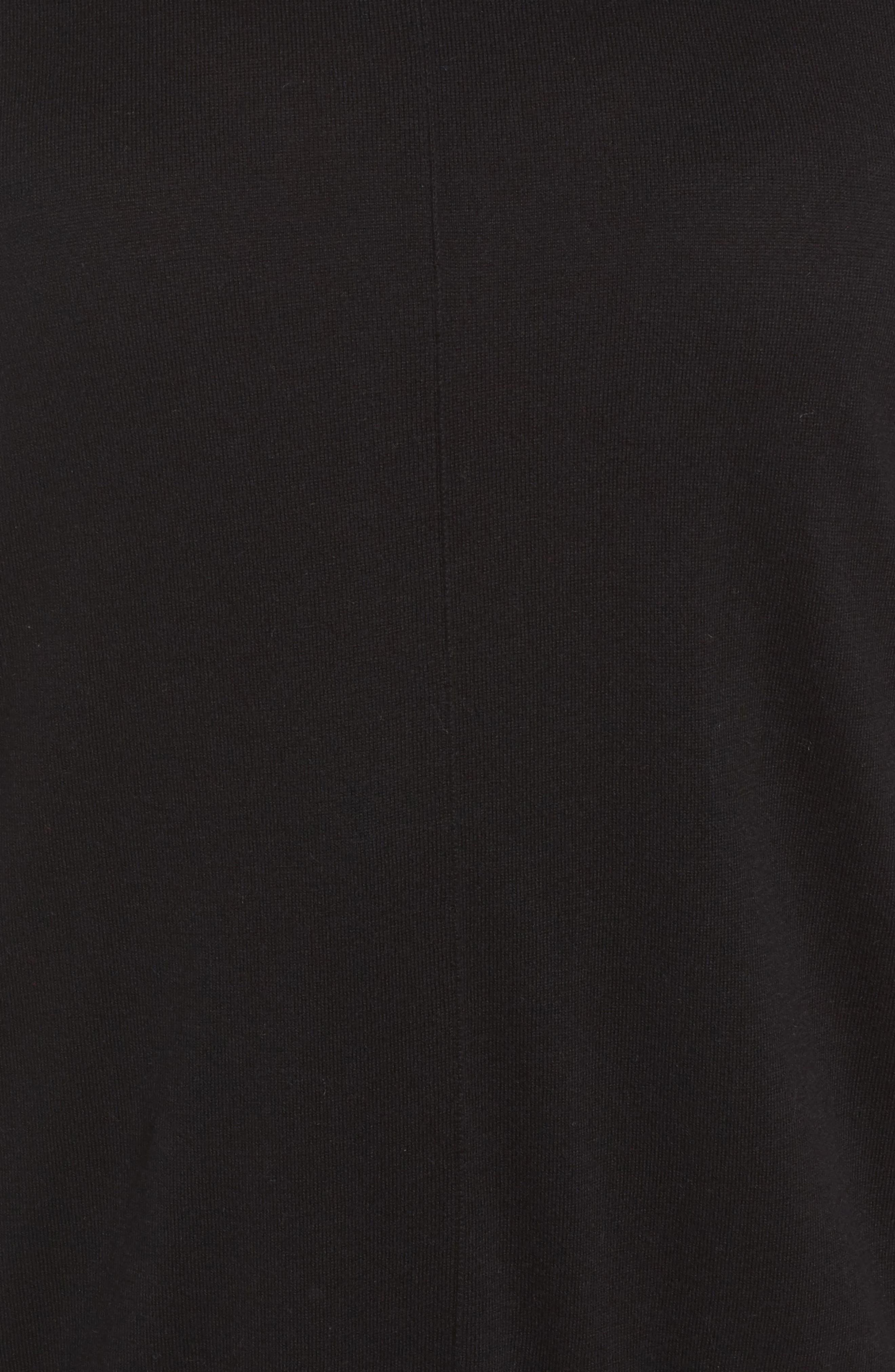 Dolman Sleeve Sweater,                             Alternate thumbnail 5, color,                             001