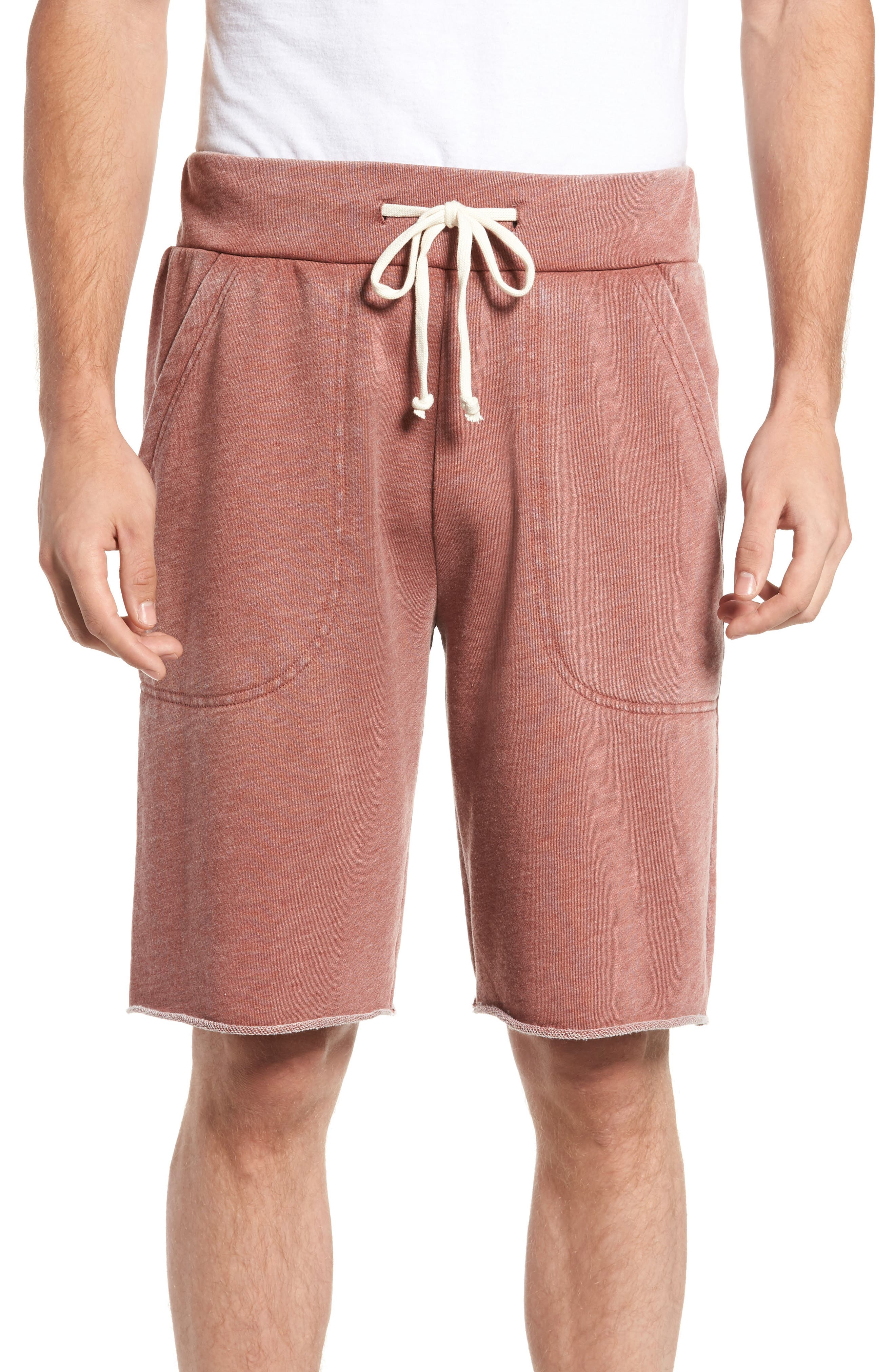'Victory' French Terry Shorts, Main, color, 200