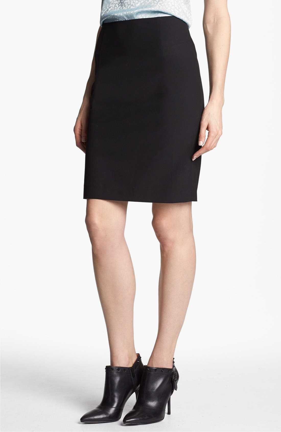 Pencil Skirt,                             Main thumbnail 1, color,