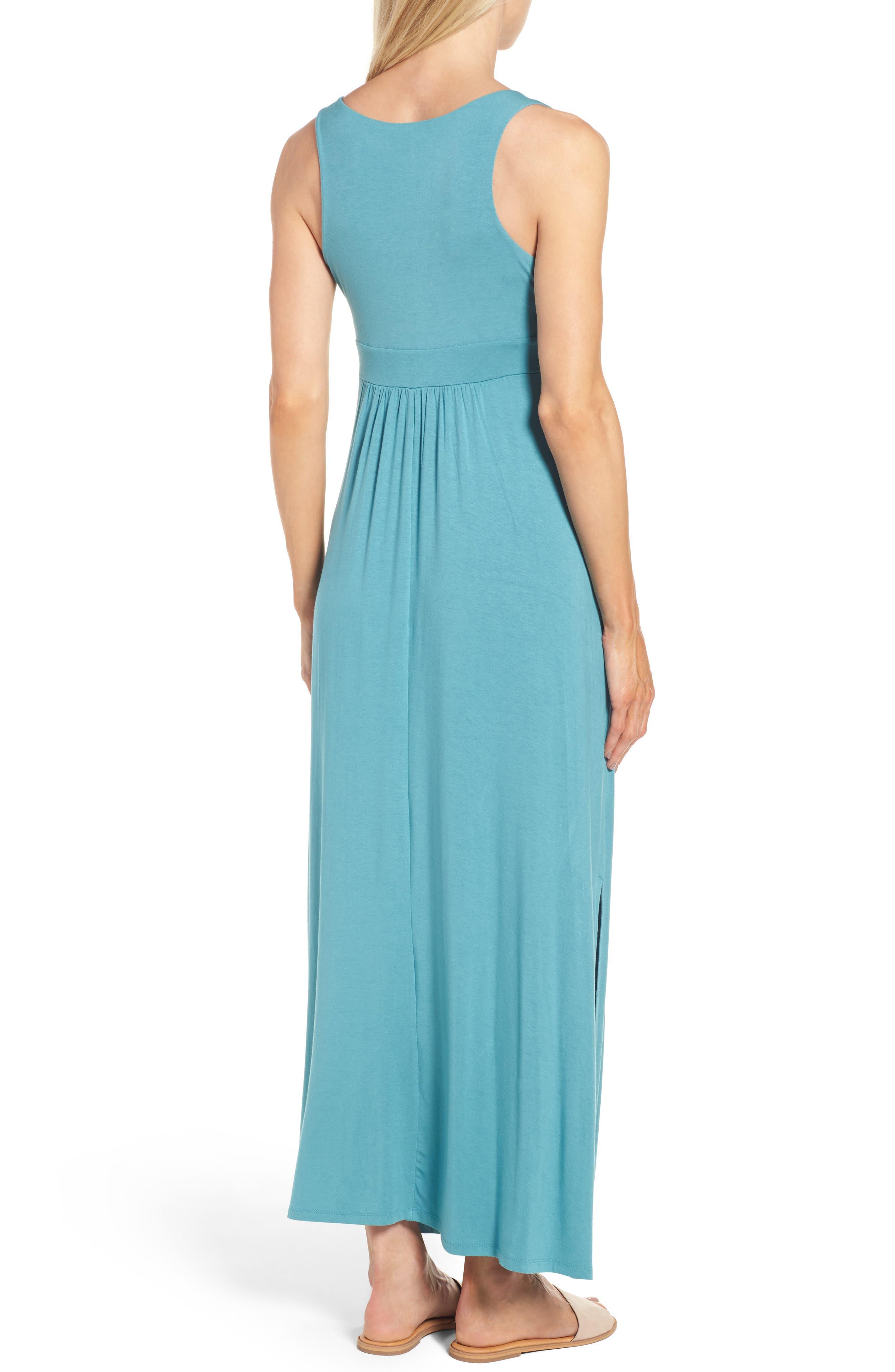Knit Maxi Dress,                             Alternate thumbnail 11, color,