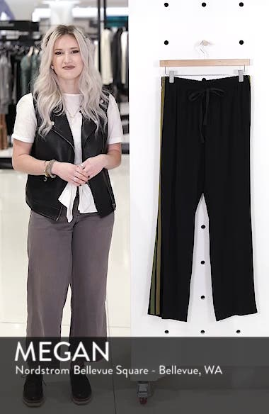 Poeme Side Stripe Pants, sales video thumbnail