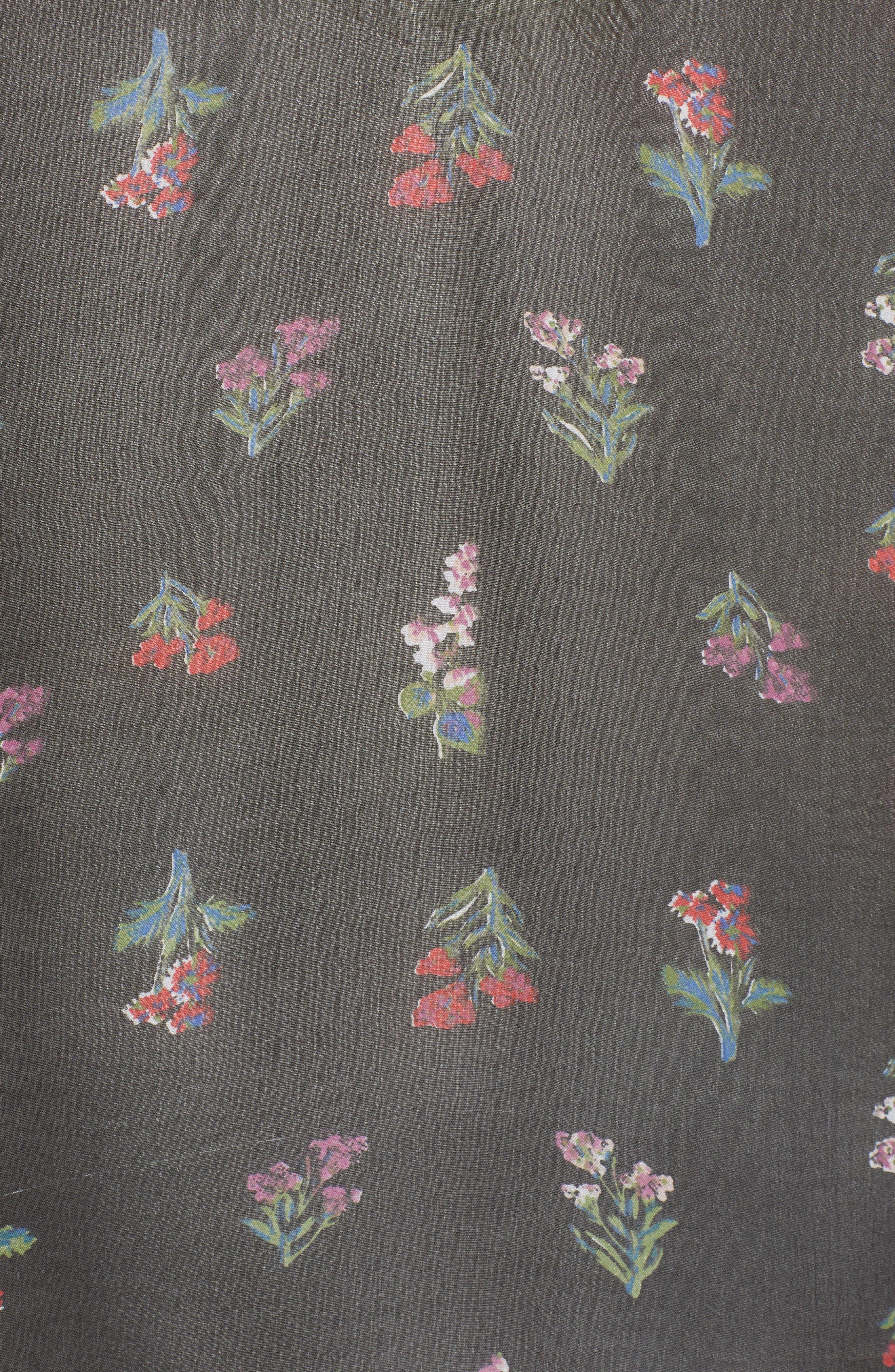 Wildflower Duster,                             Alternate thumbnail 5, color,                             001