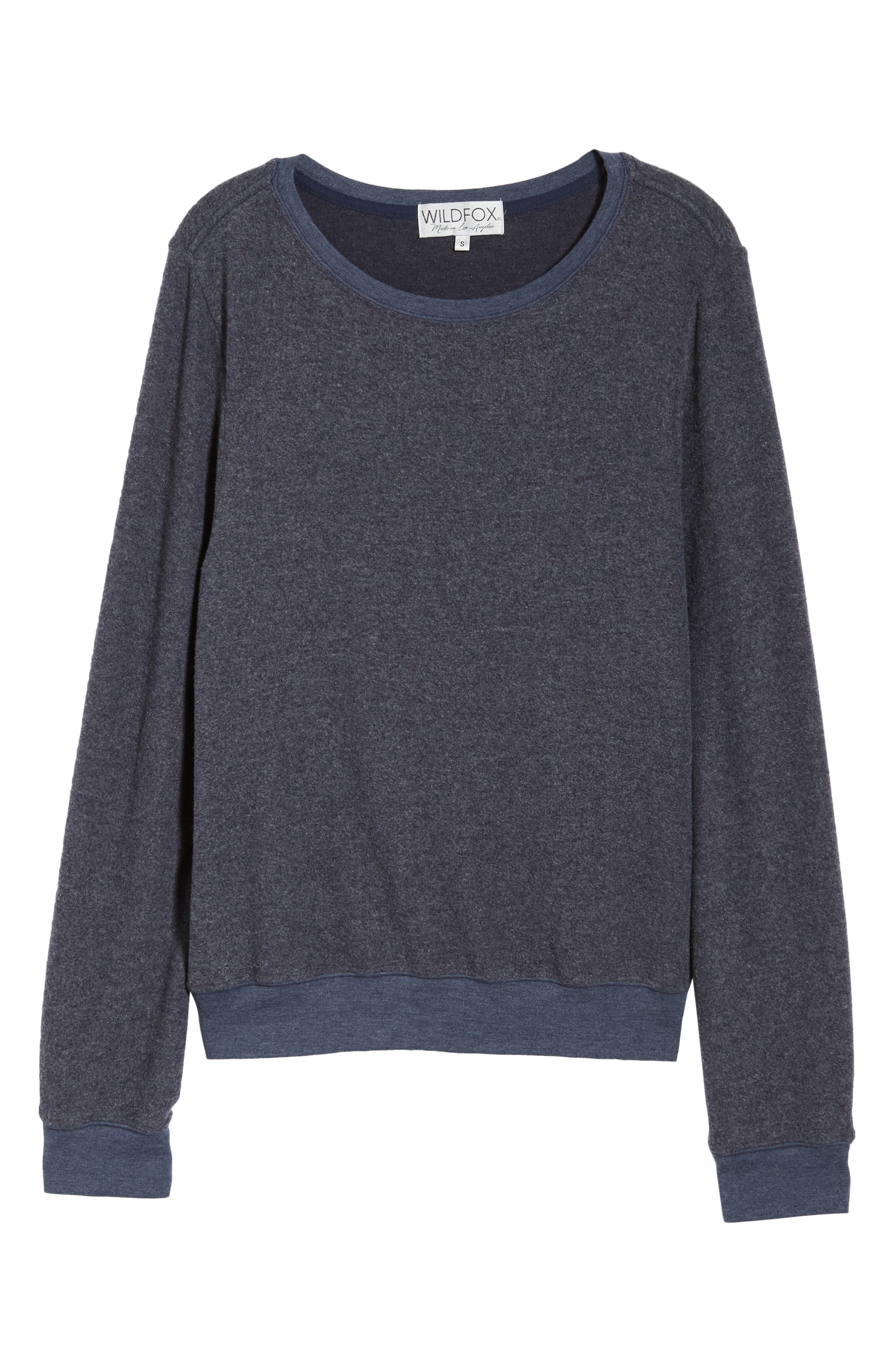 Baggy Beach Jumper Pullover,                             Alternate thumbnail 6, color,                             OXFORD