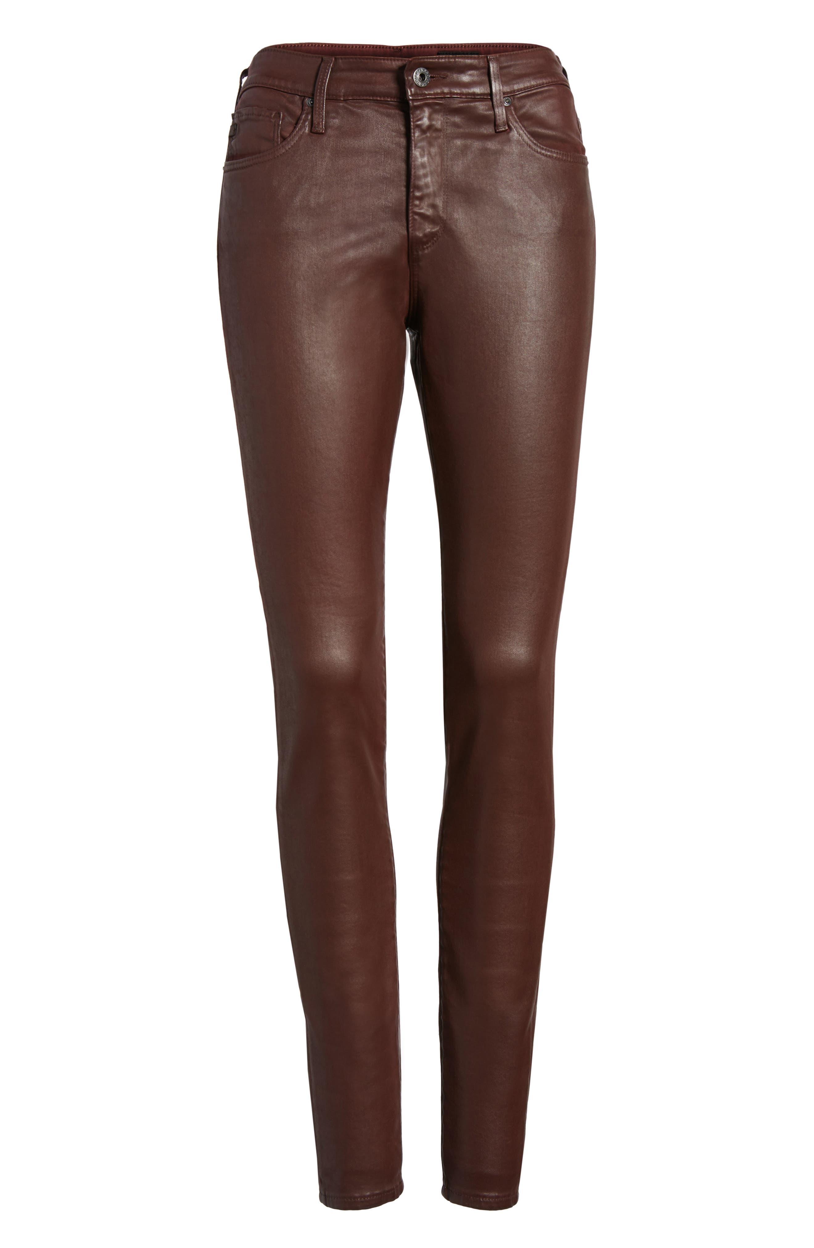 The Farrah High Rise Skinny Jeans,                             Alternate thumbnail 23, color,