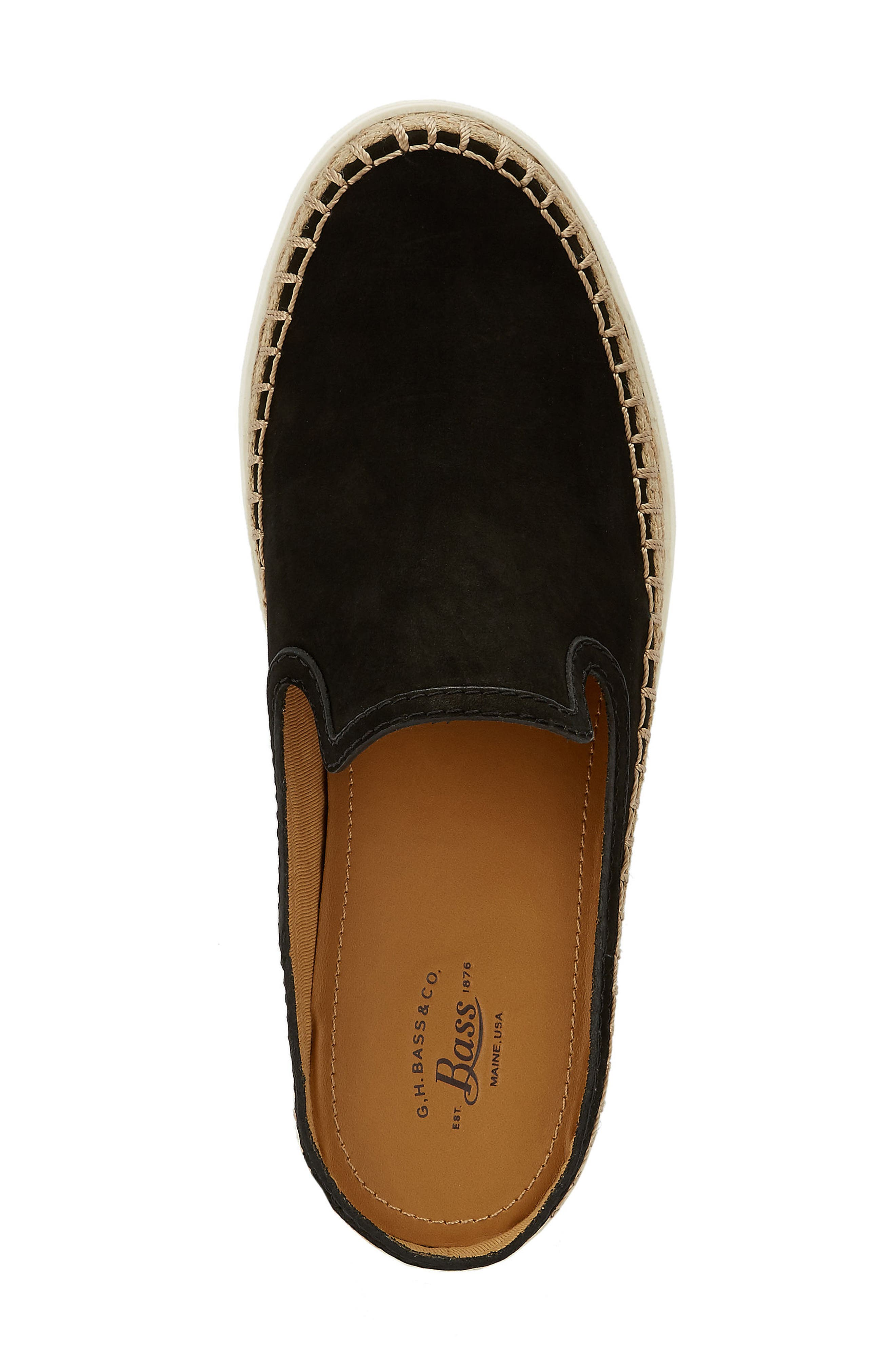 Lola Slip-On Sneaker,                             Alternate thumbnail 3, color,                             001
