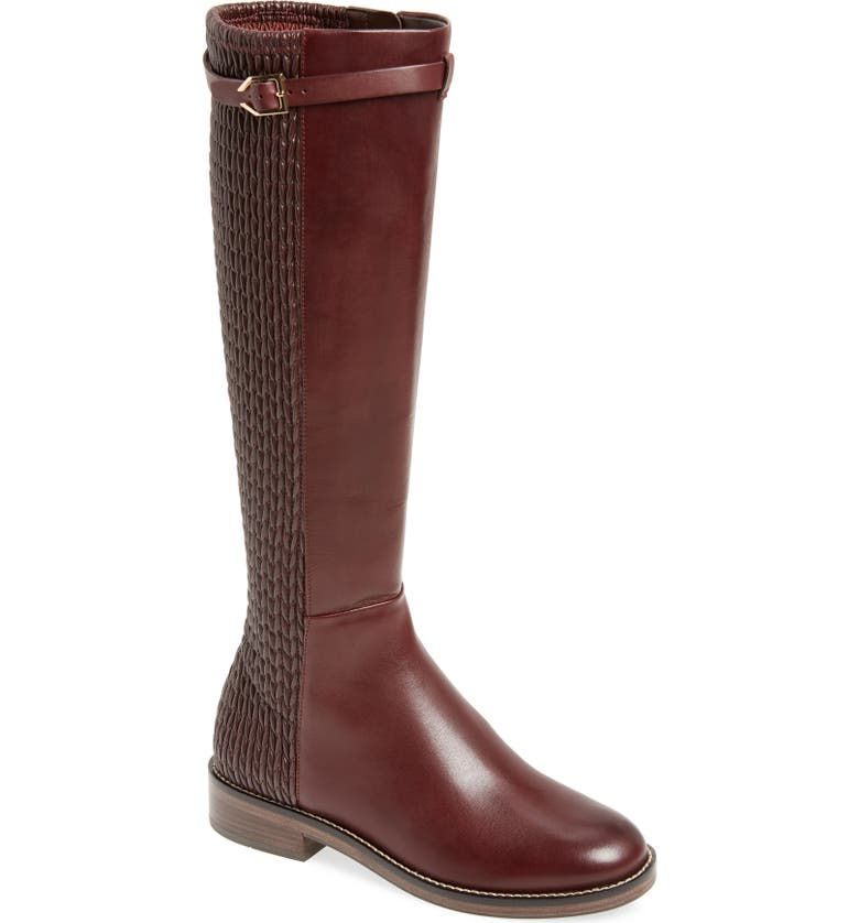 Check Out Cole Haan Lexi Grand Knee High Stretch Boot (Women) Best Choices