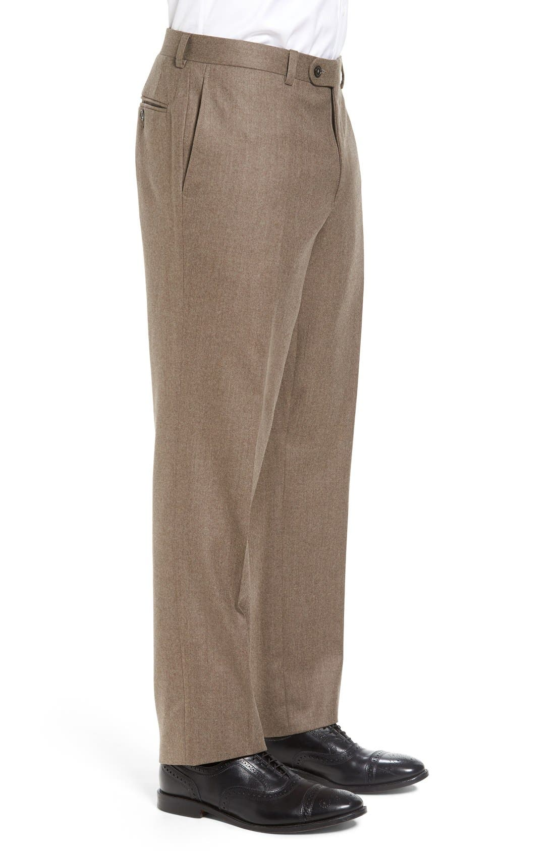 'Ryan' Classic Fit Trousers,                             Alternate thumbnail 11, color,