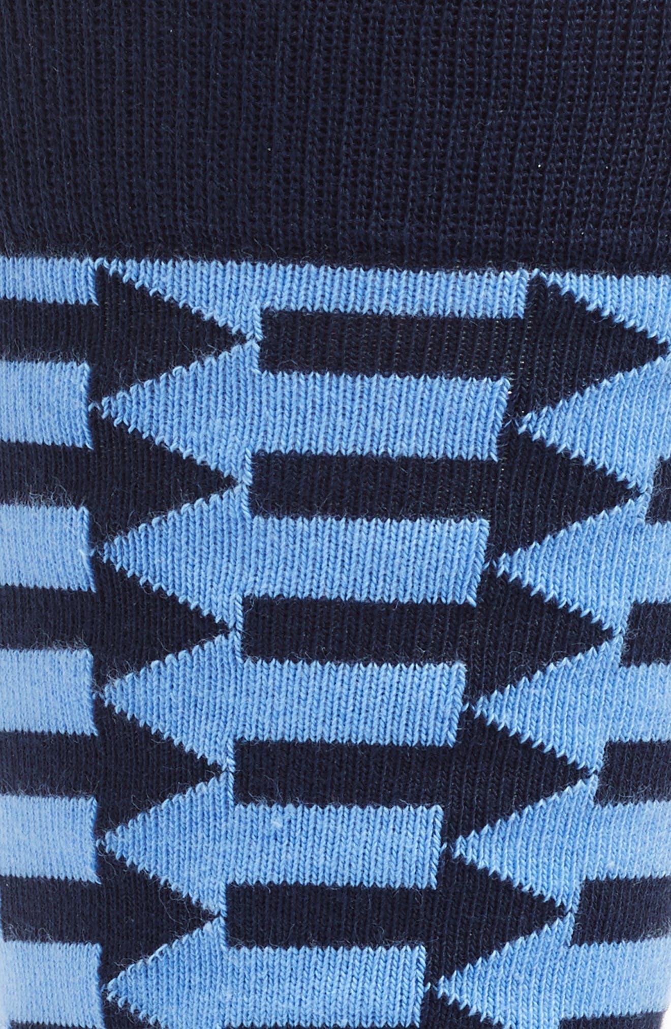 Direction Socks,                             Alternate thumbnail 6, color,