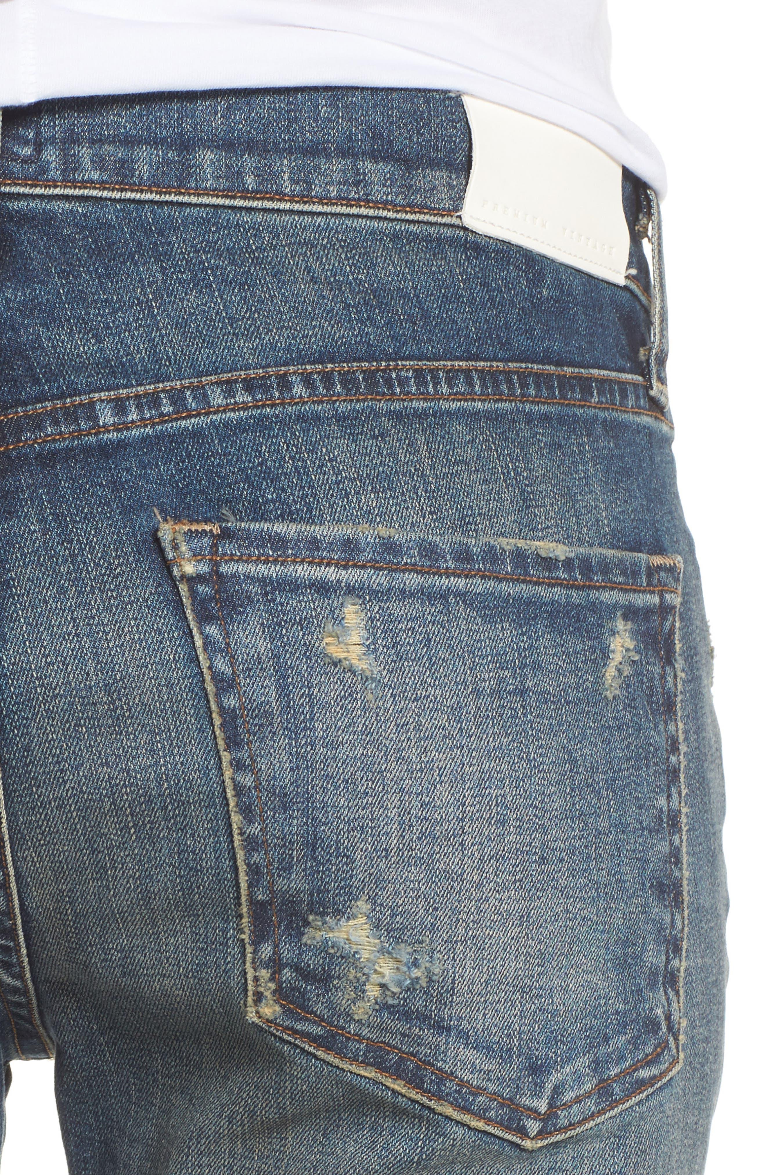 Agnes Long Jeans,                             Alternate thumbnail 4, color,